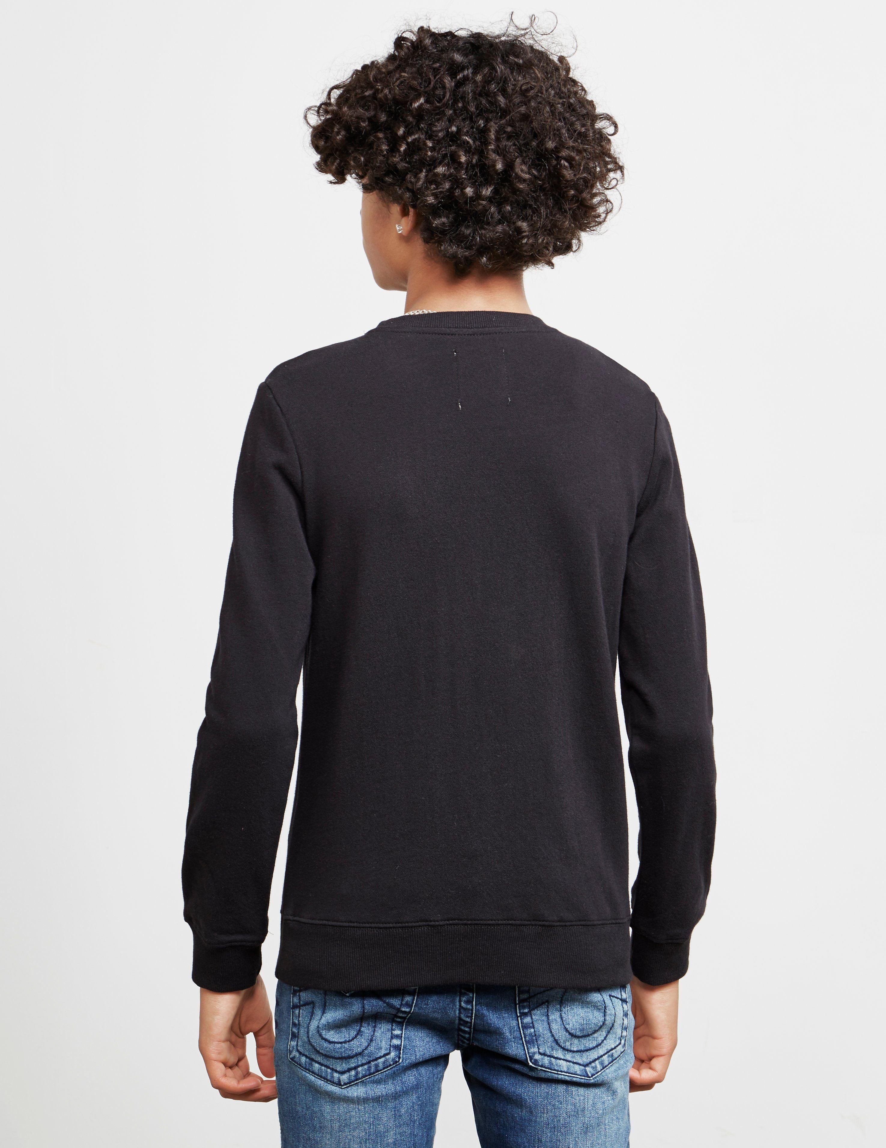 True Religion Outline Logo Sweatshirt