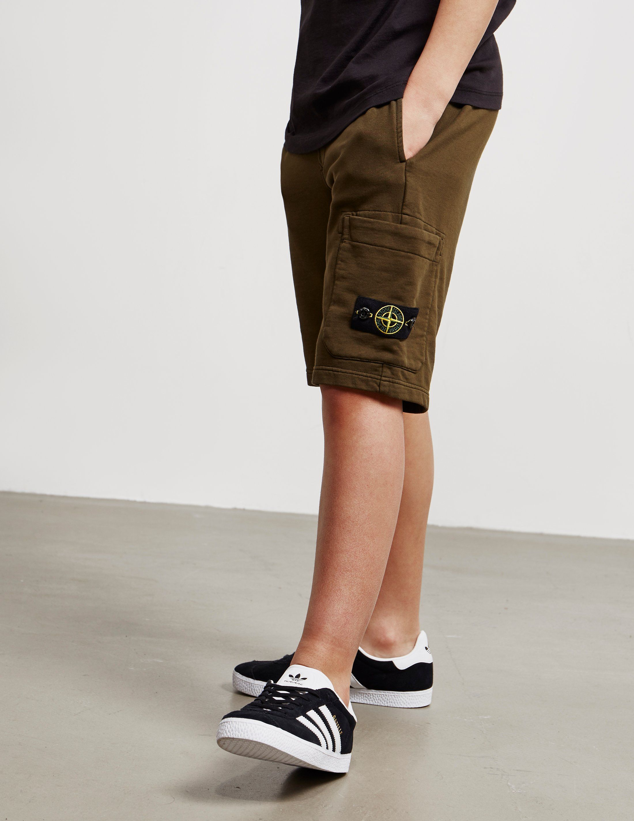 Stone Island Patch Shorts