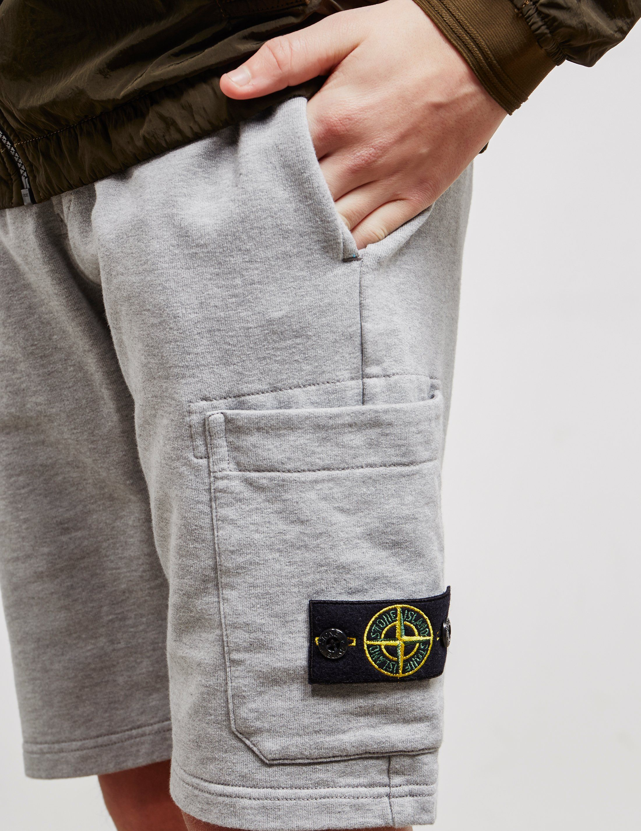 Stone Island Patch Shorts