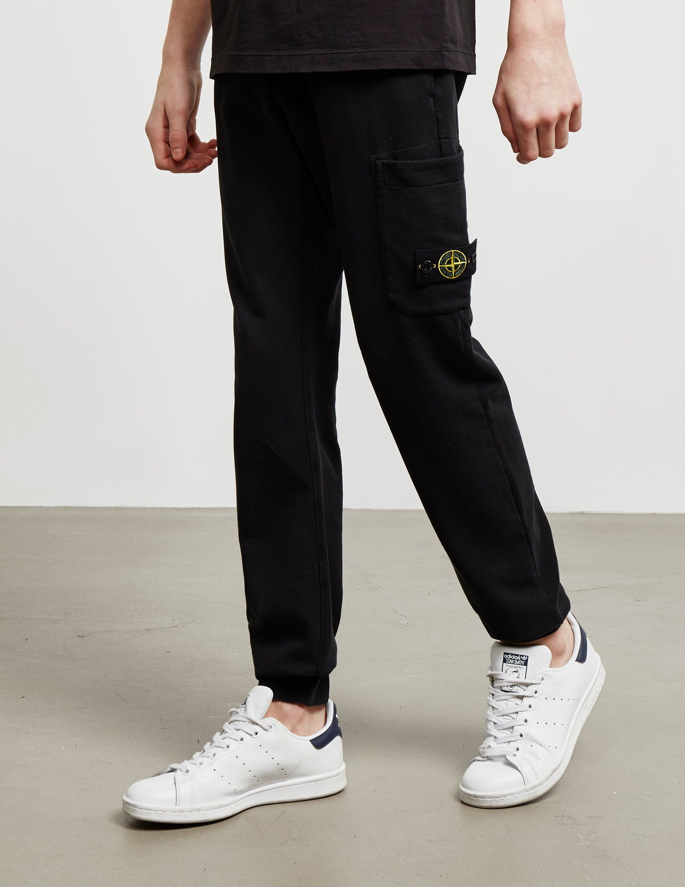Stone Island Patch Track Pants