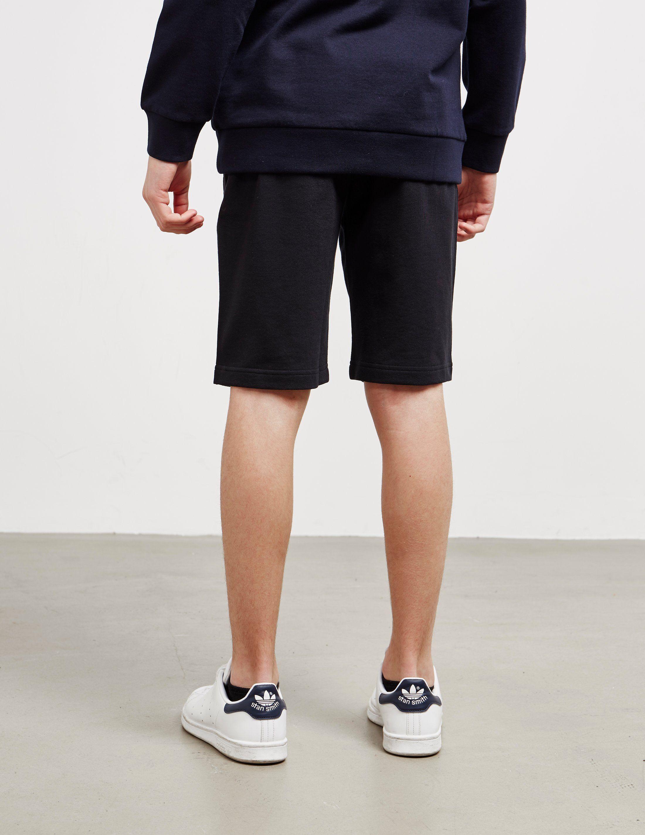 Paul and Shark Logo Shorts
