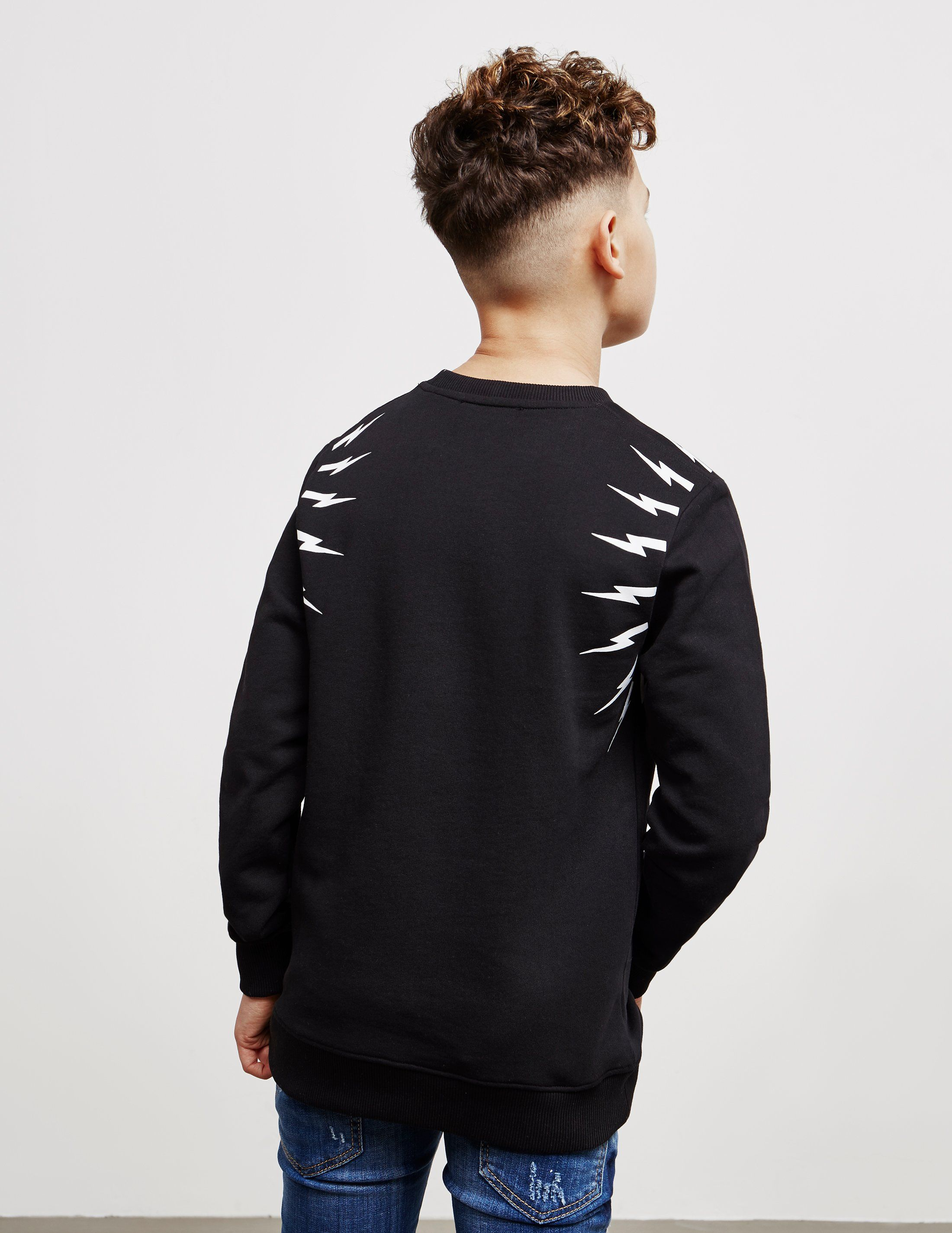 Neil Barrett Multi Bolt Sweatshirt