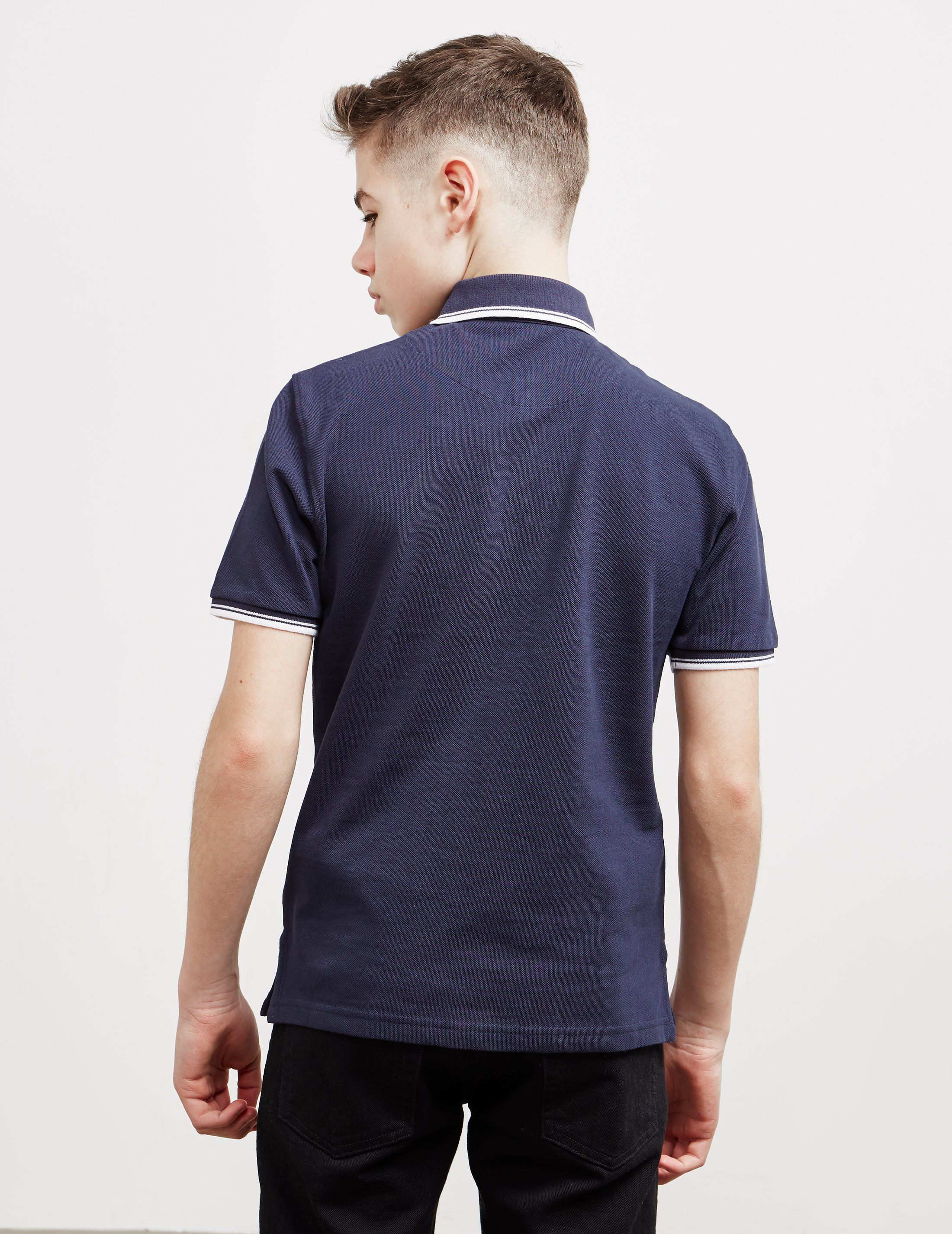 BOSS Small Logo Short Sleeve Polo Shirt