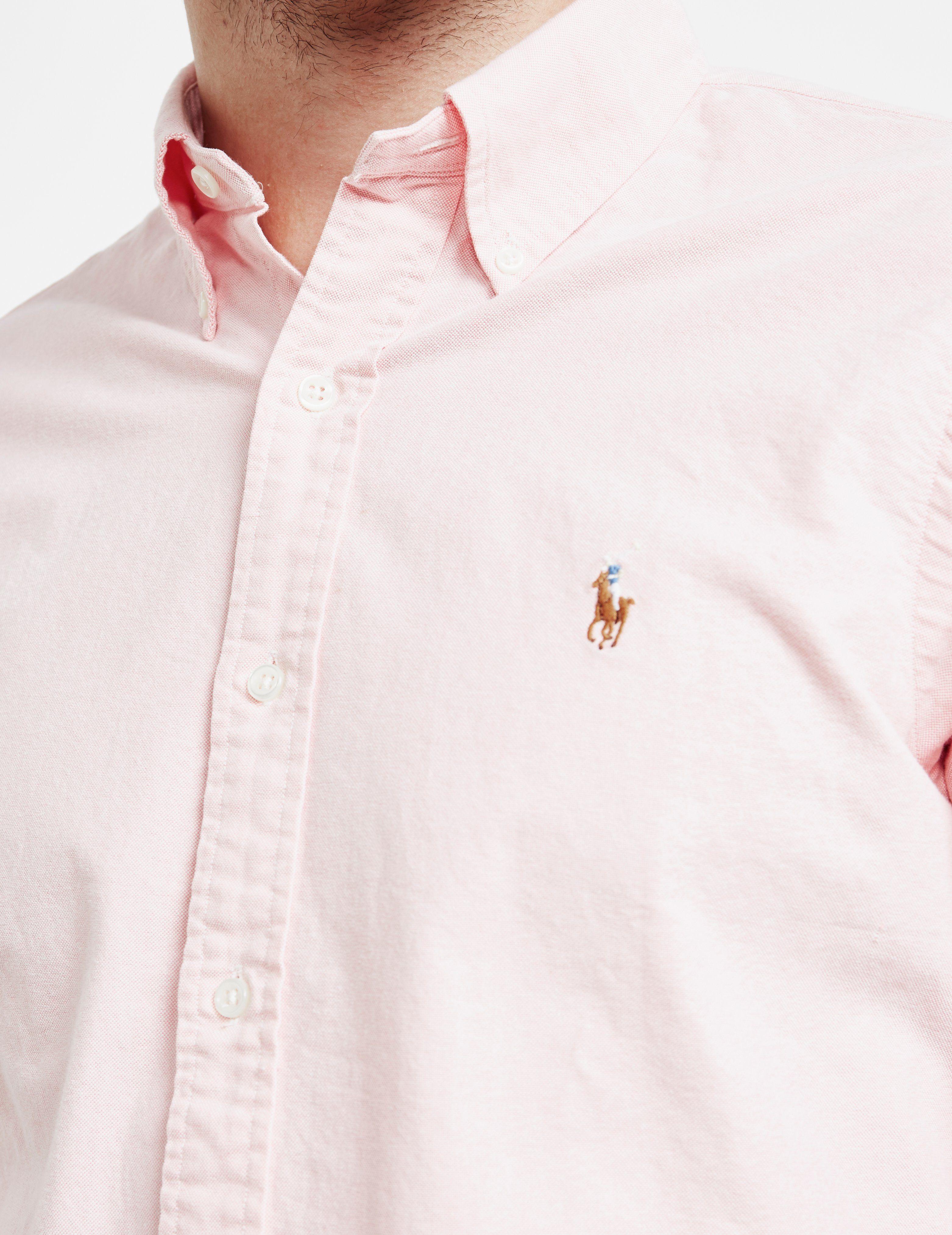 Polo Ralph Lauren Long Sleeve Oxford Shirt