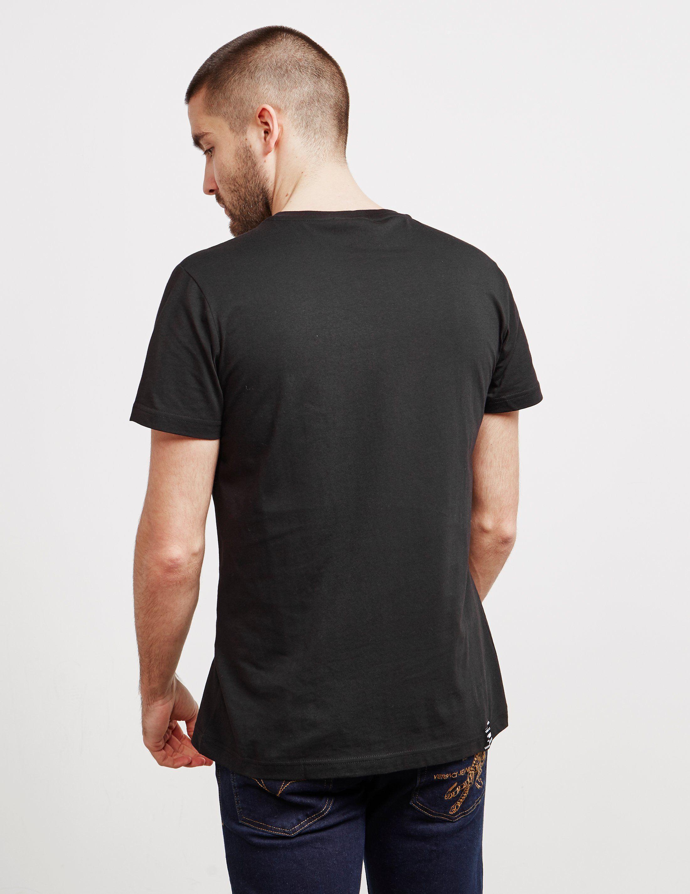 Versace Jeans Small Corp Short Sleeve T-Shirt