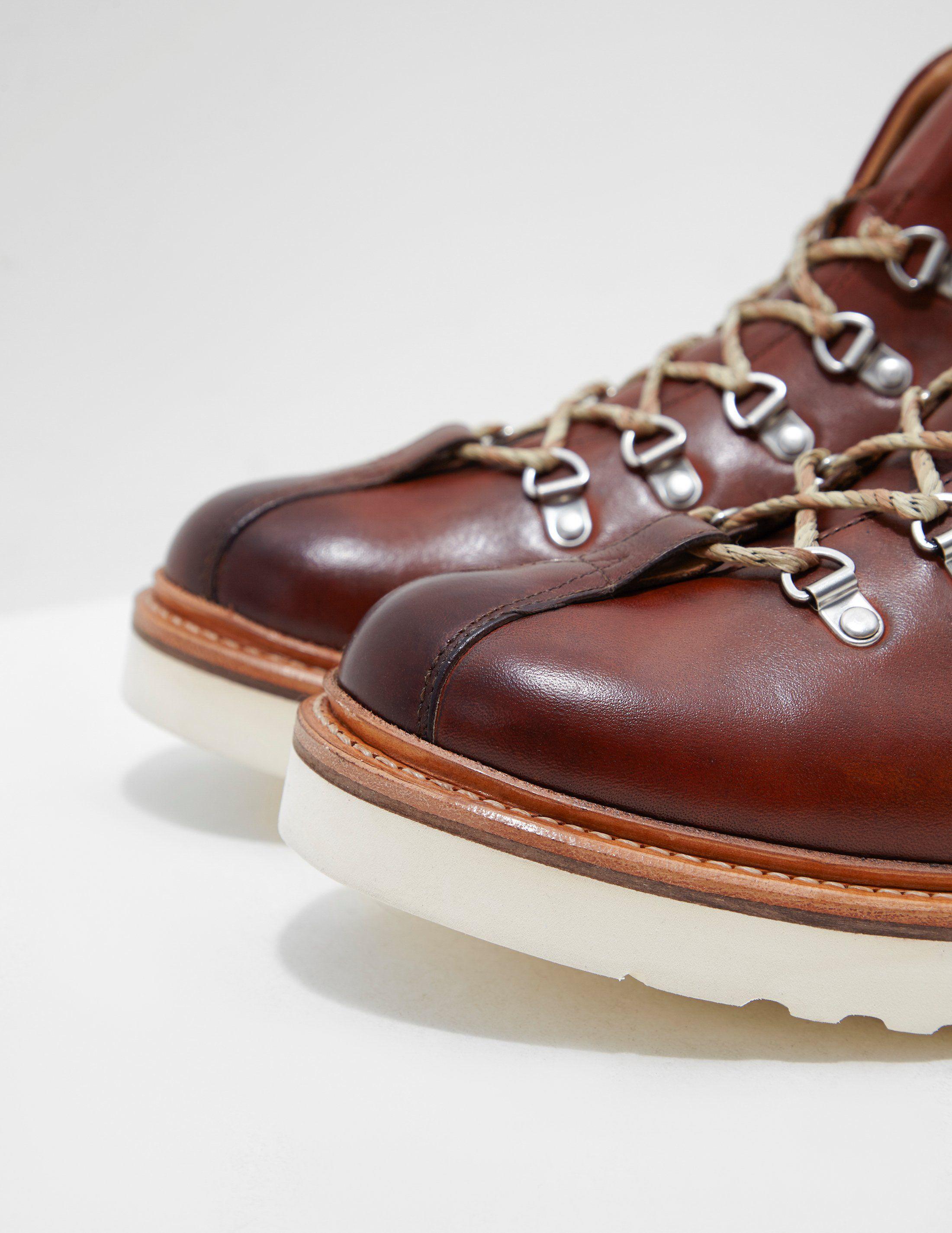 Grenson Hiker Boots - Online Exclusive