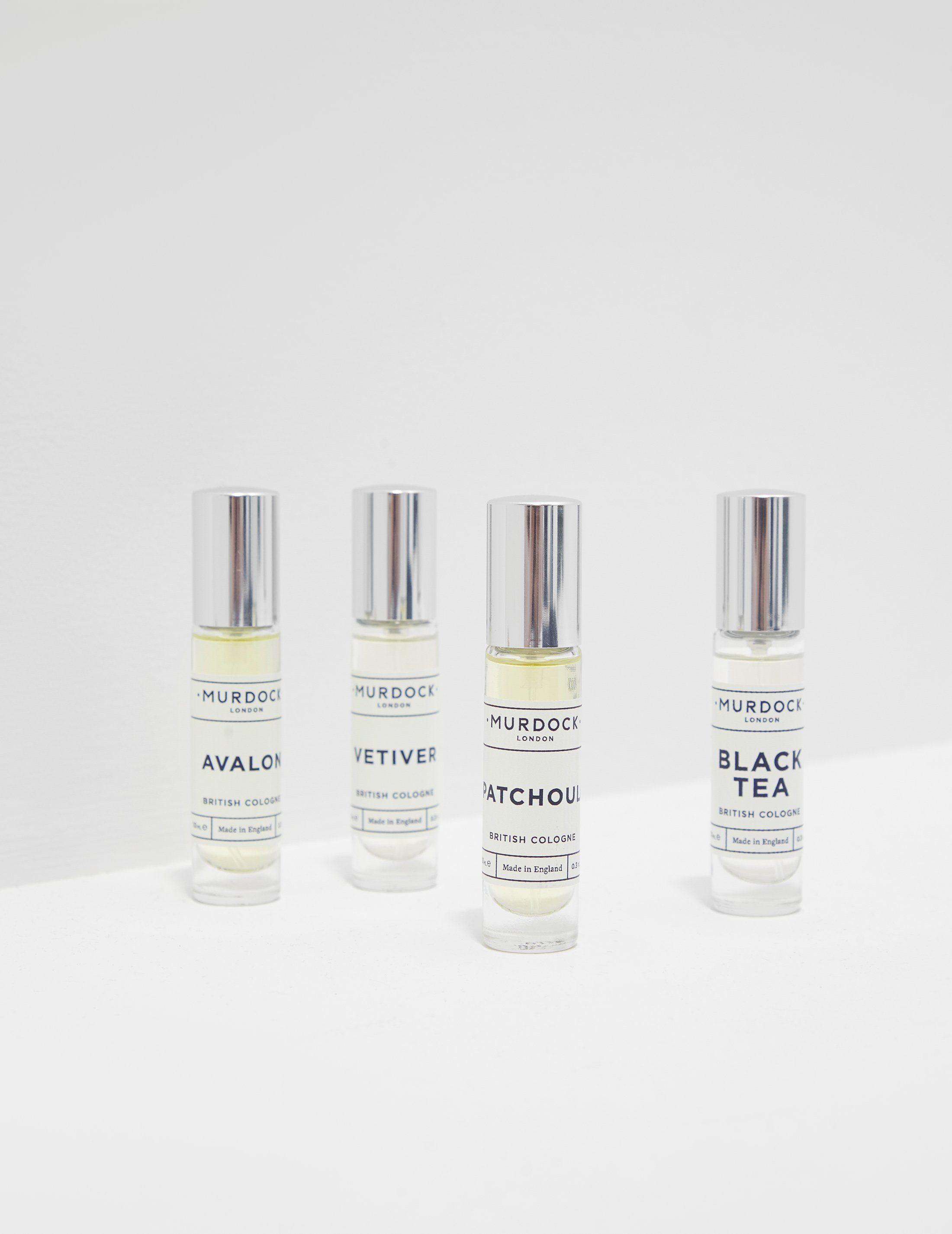 Murdock London 4 Fragrance Set 10ml