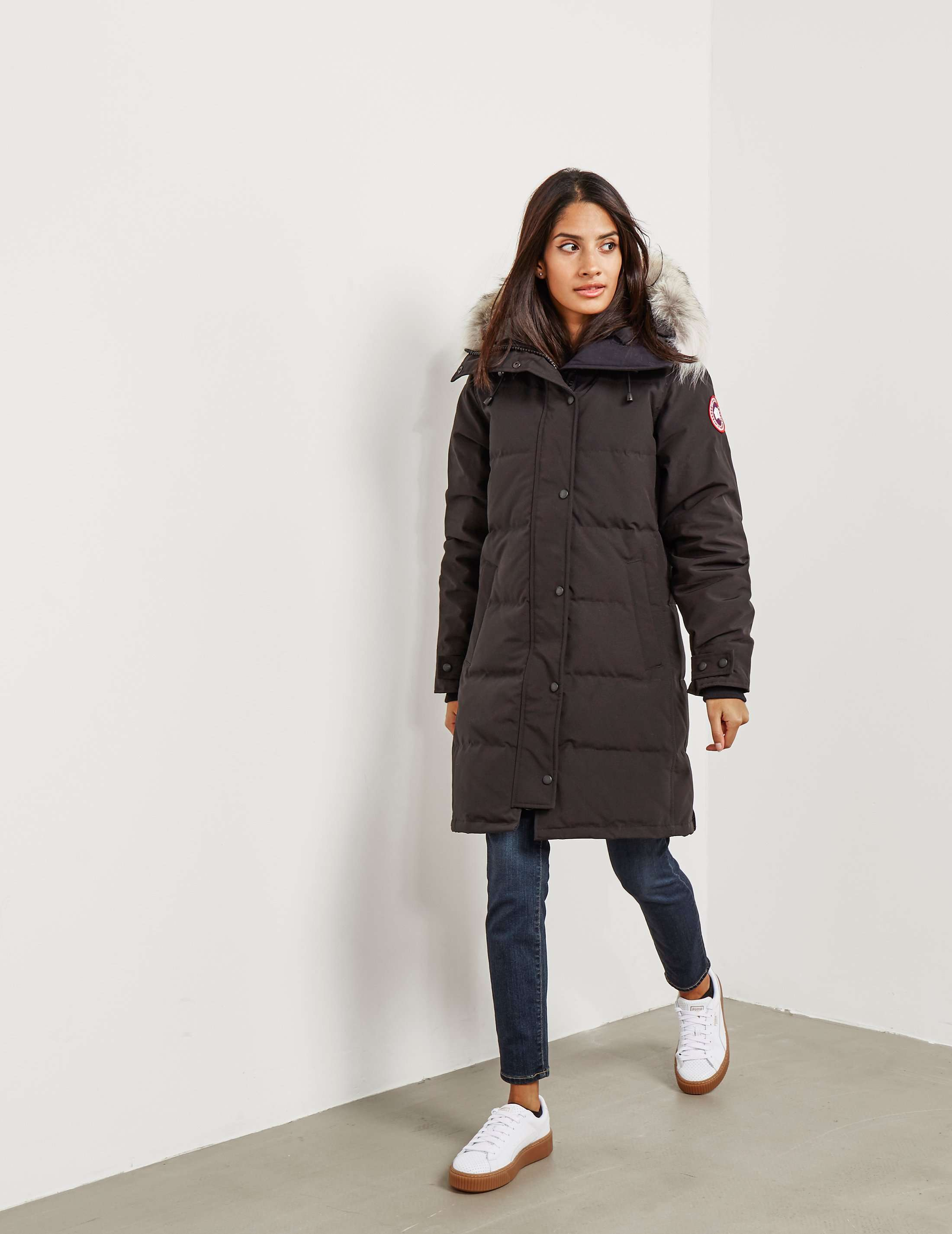 Womens Parka Jackets