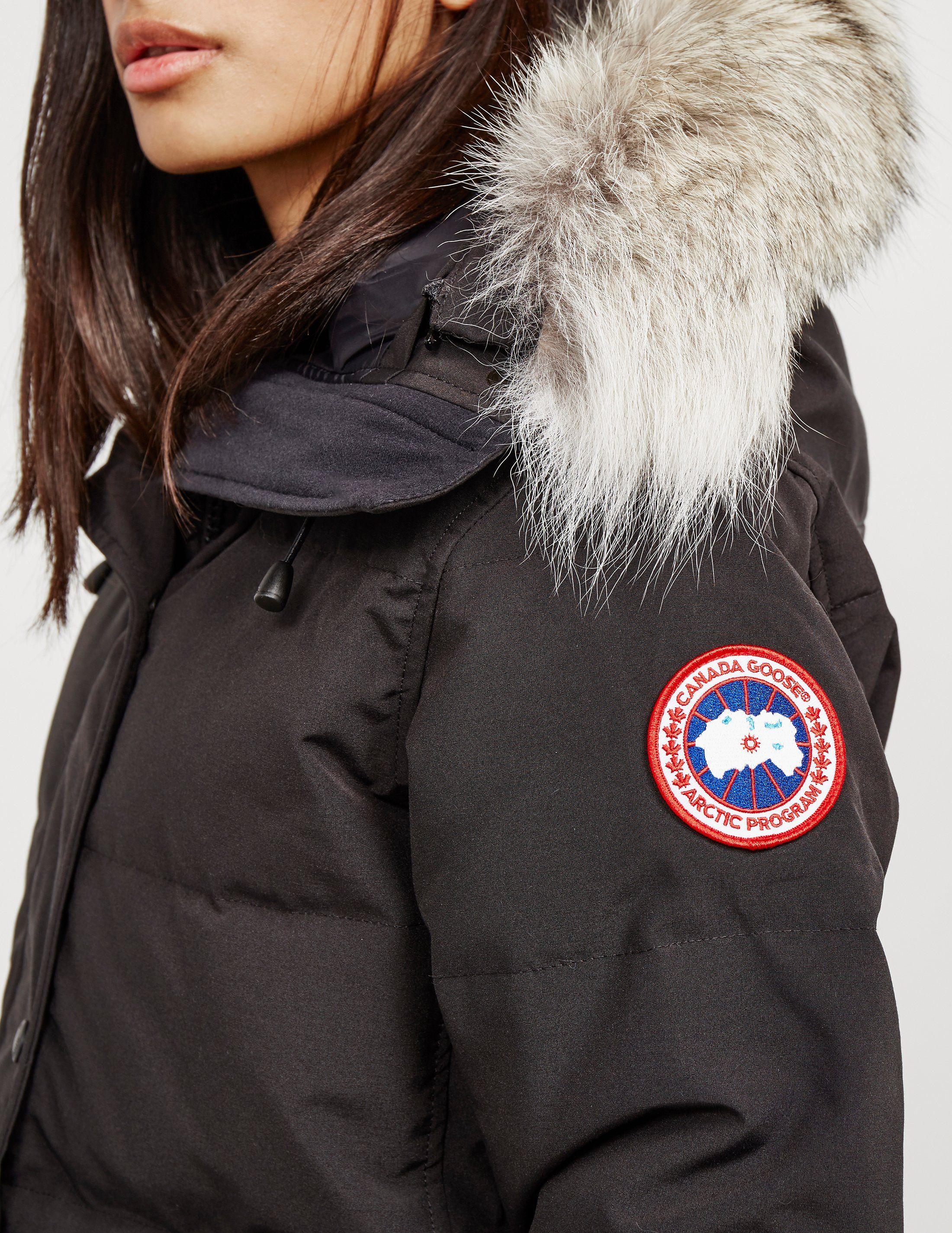Canada Goose Shelburne Padded Parka Jacket