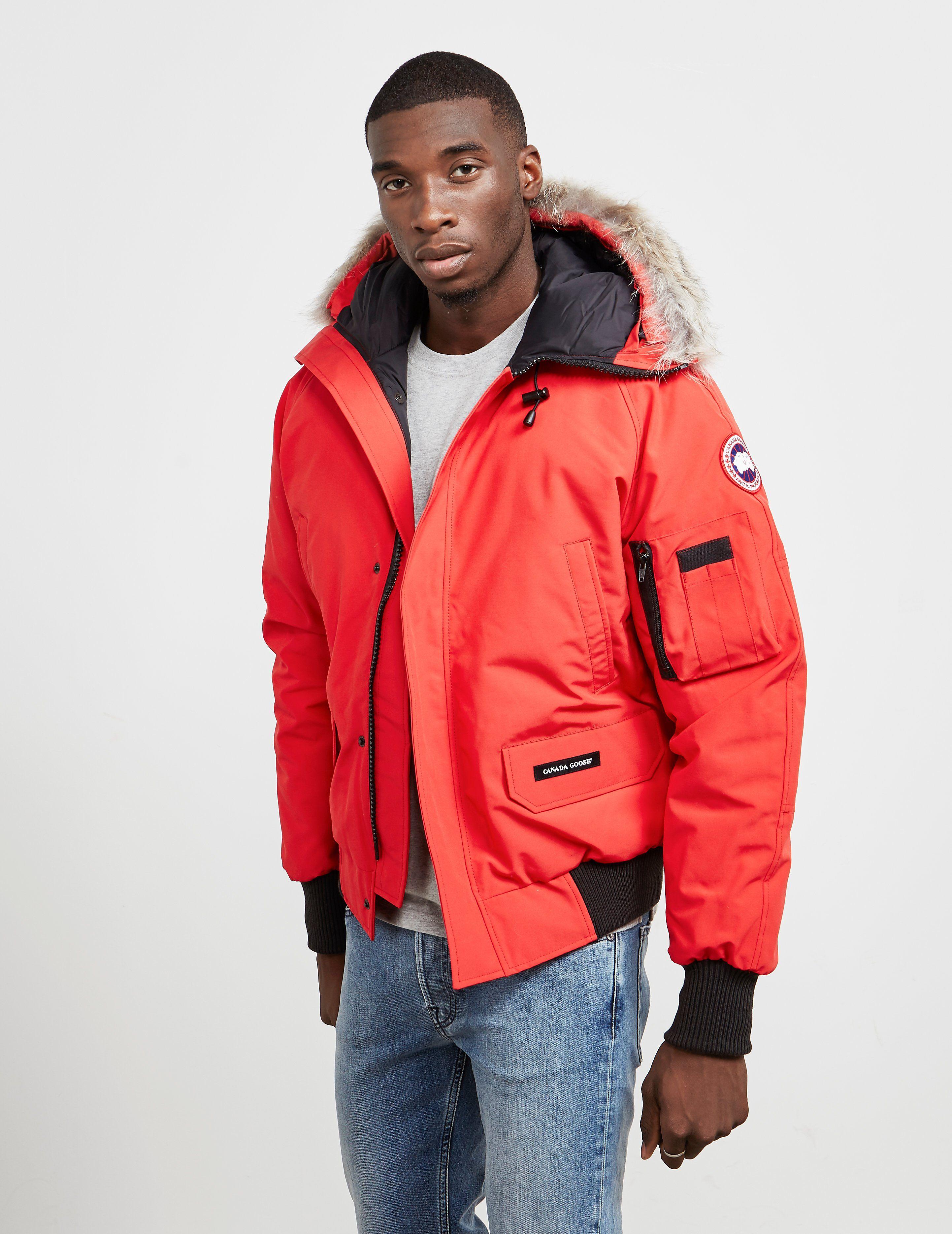canada goose jacket tessuti