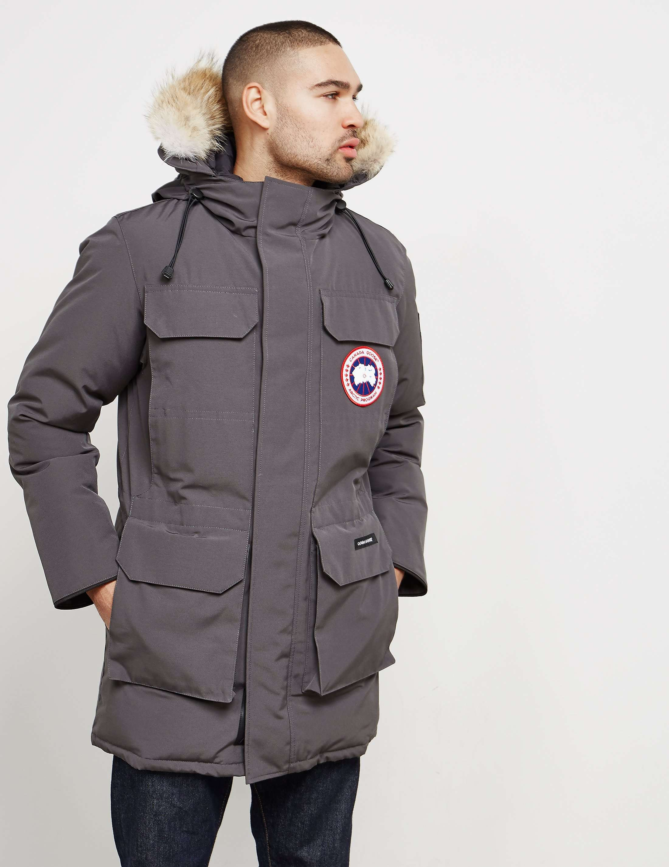 Proudly made in Canada since , Canada Goose offers the perfect blend of luxury and uncompromising craftsmanship. Every product is designed with purpose and informed by the rugged demands of the Canadian Arctic.