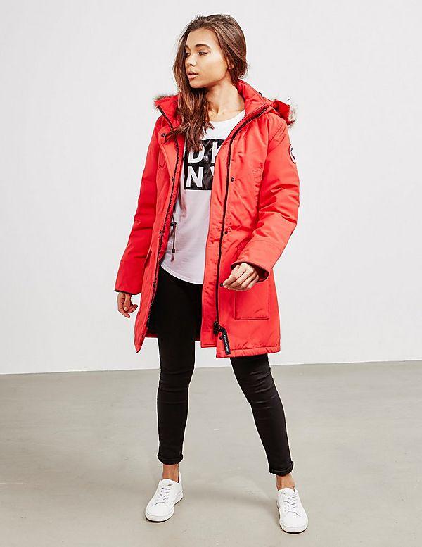 red trillium canada goose jacket