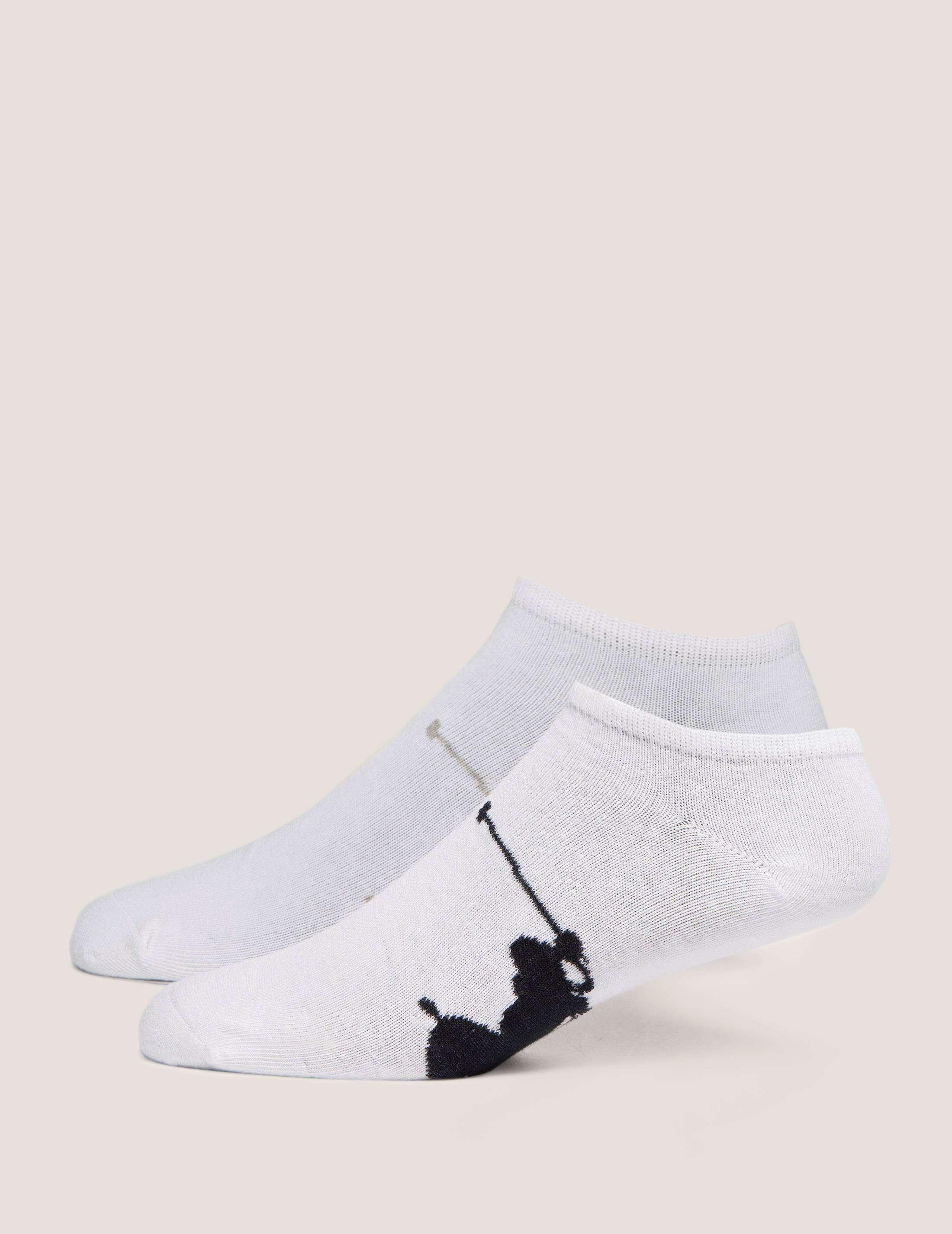 Polo Ralph Lauren Trainer Socks