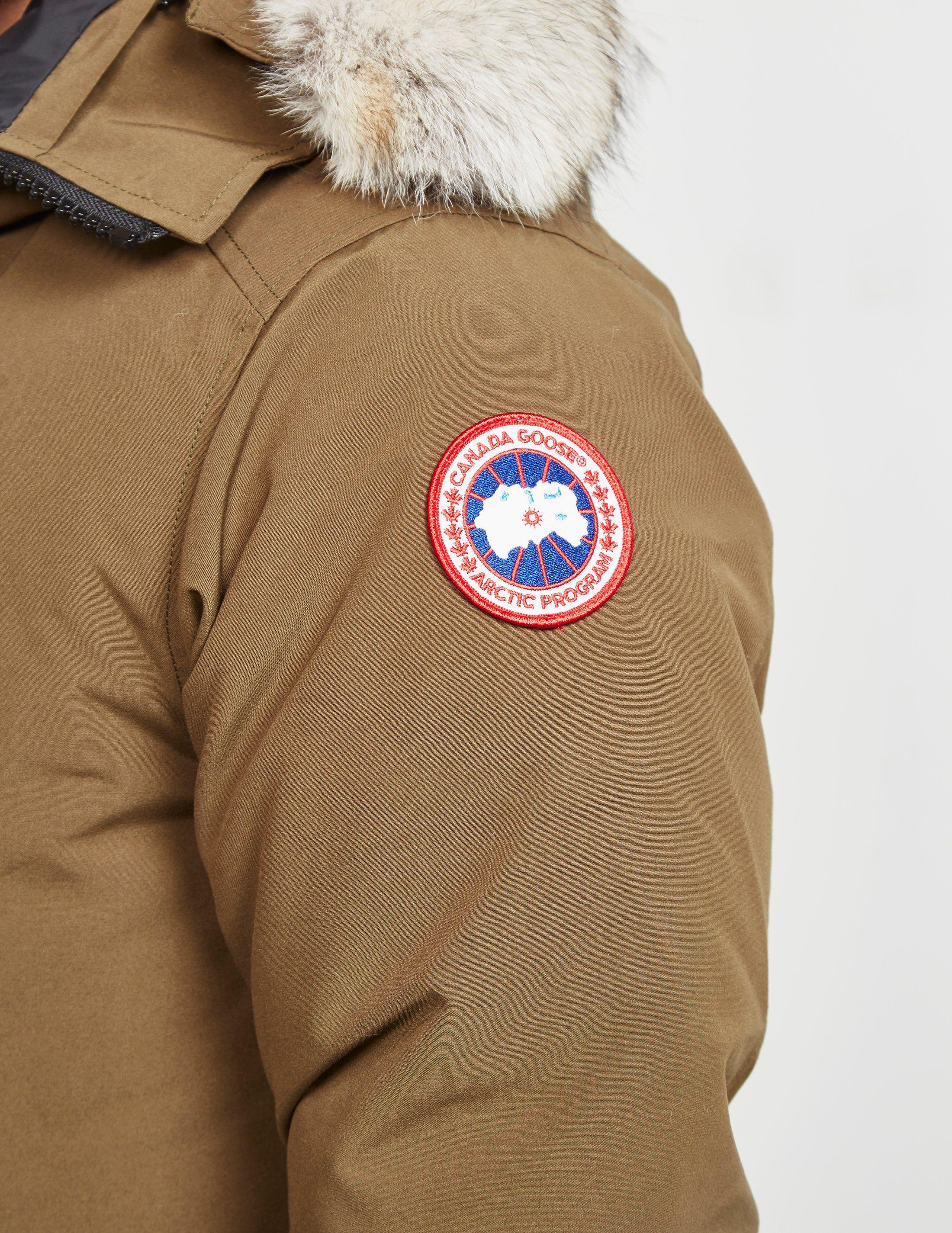 Canada Goose Chateau Padded Parka Jacket