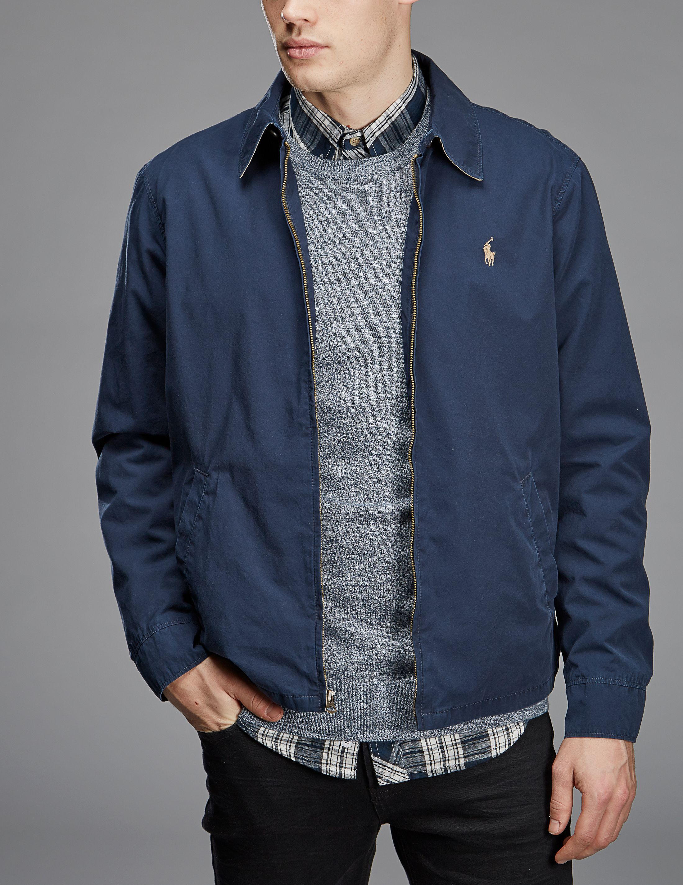 Polo Ralph Lauren Landon Windbreaker Jacket | Tessuti