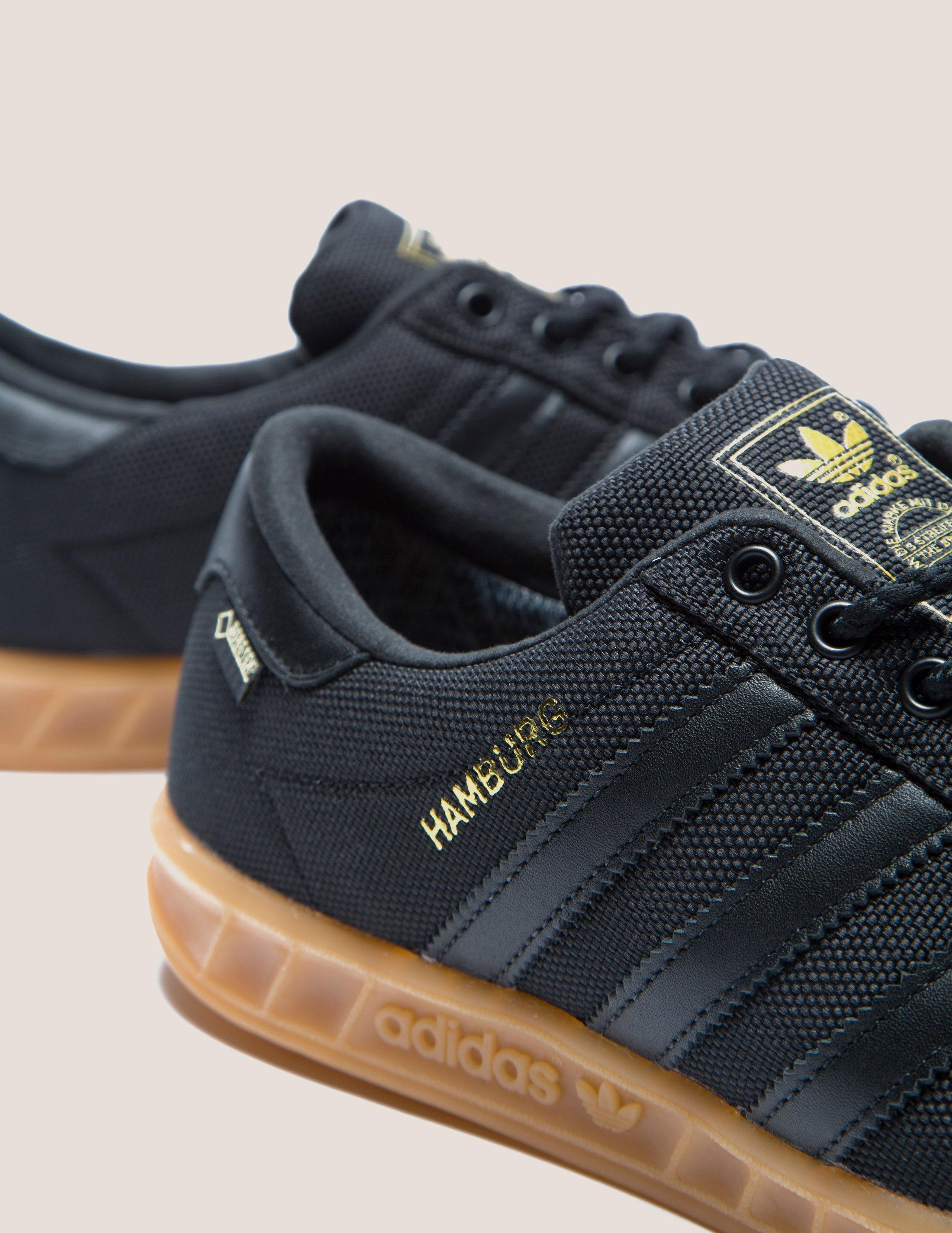 buy popular d8ecc 05dc0 adidas originals hamburg gtx core black (2) adidas hamburg goretex