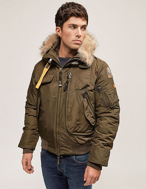 parajumpers bomber