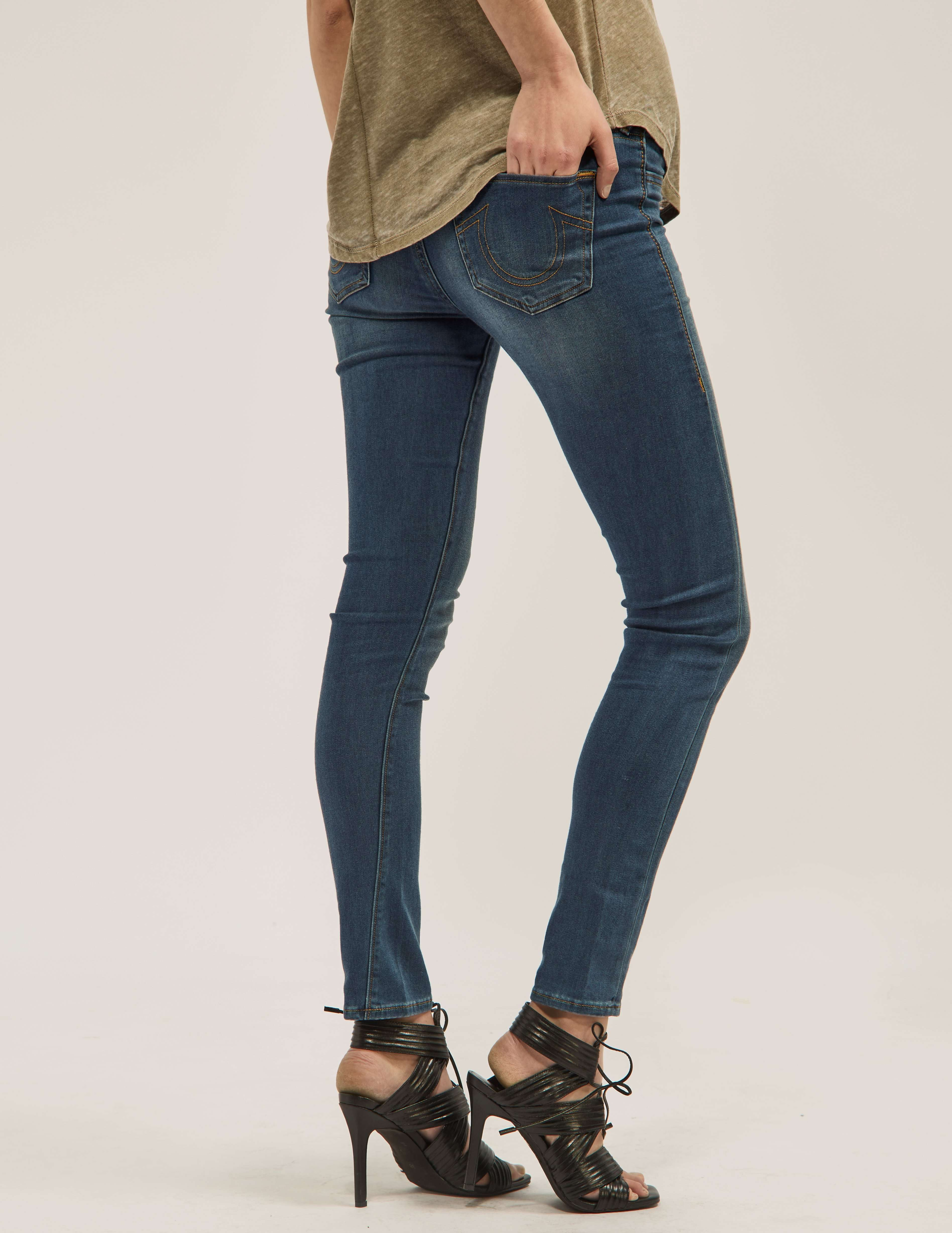 True Religion Runway Jean Leggings