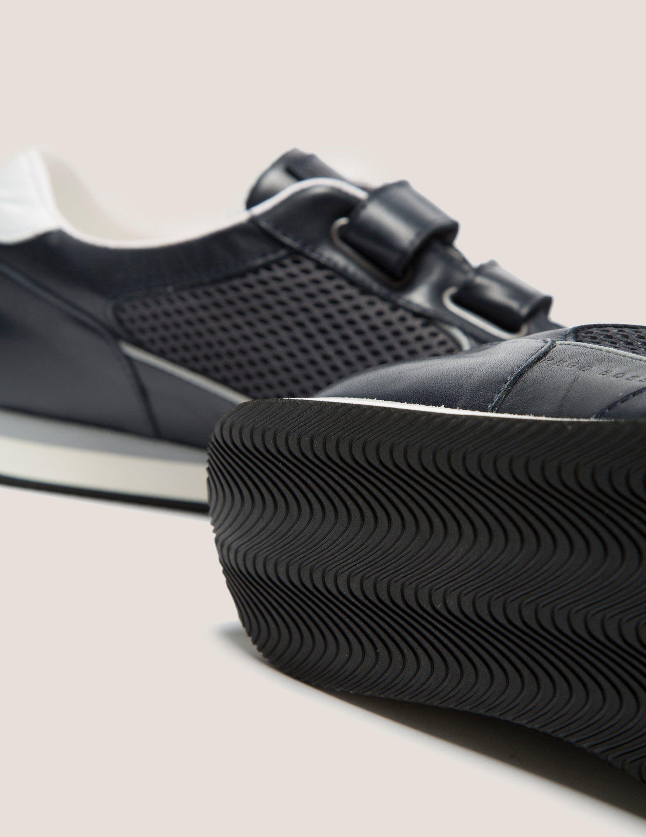 BOSS Velcro Low Trainer