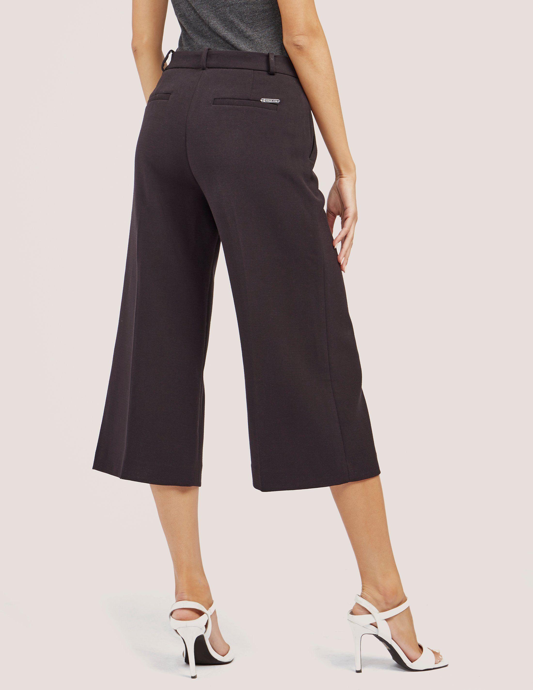 Michael Kors Wide Leg Trouser