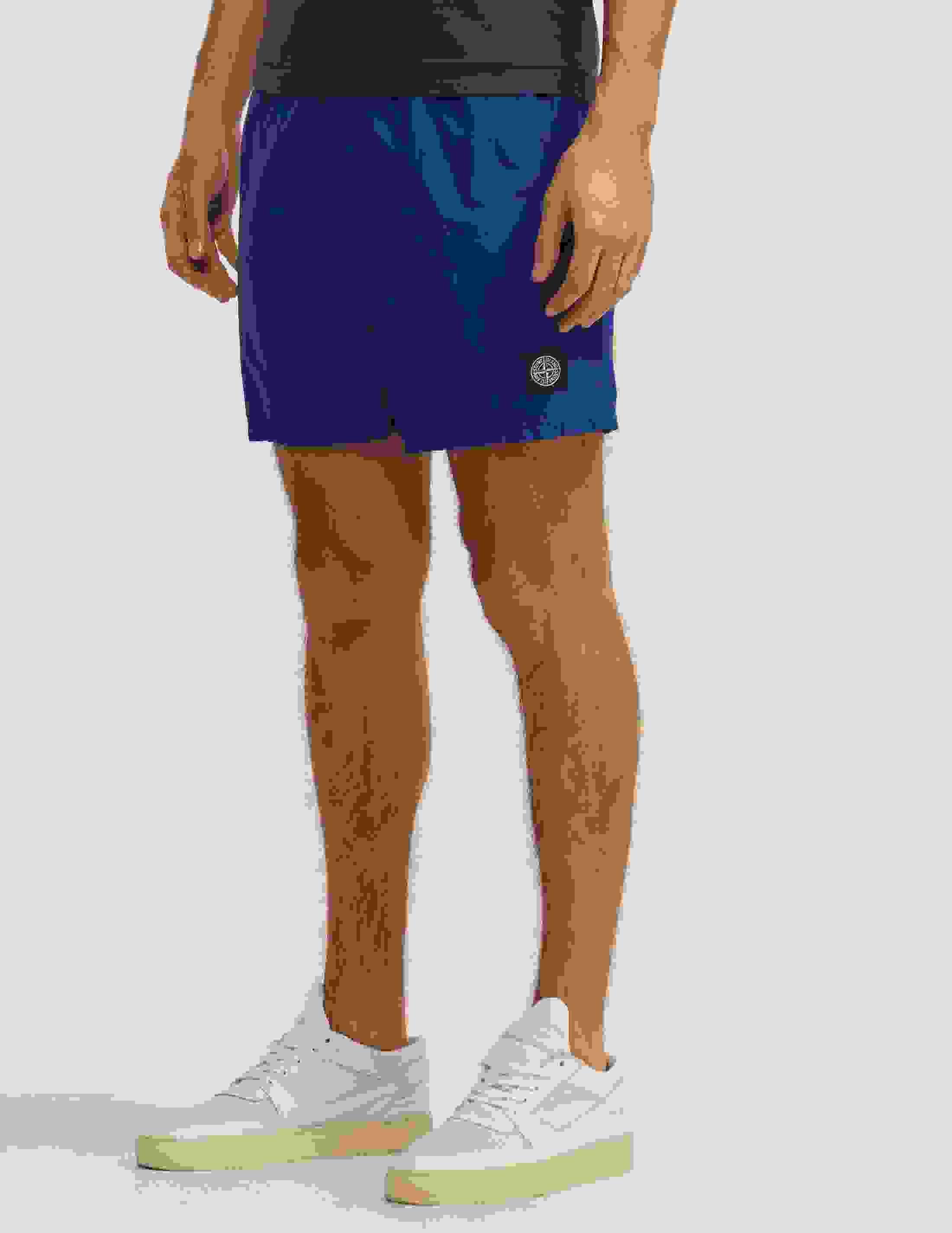 Stone Island Swim Shorts - Tessuti