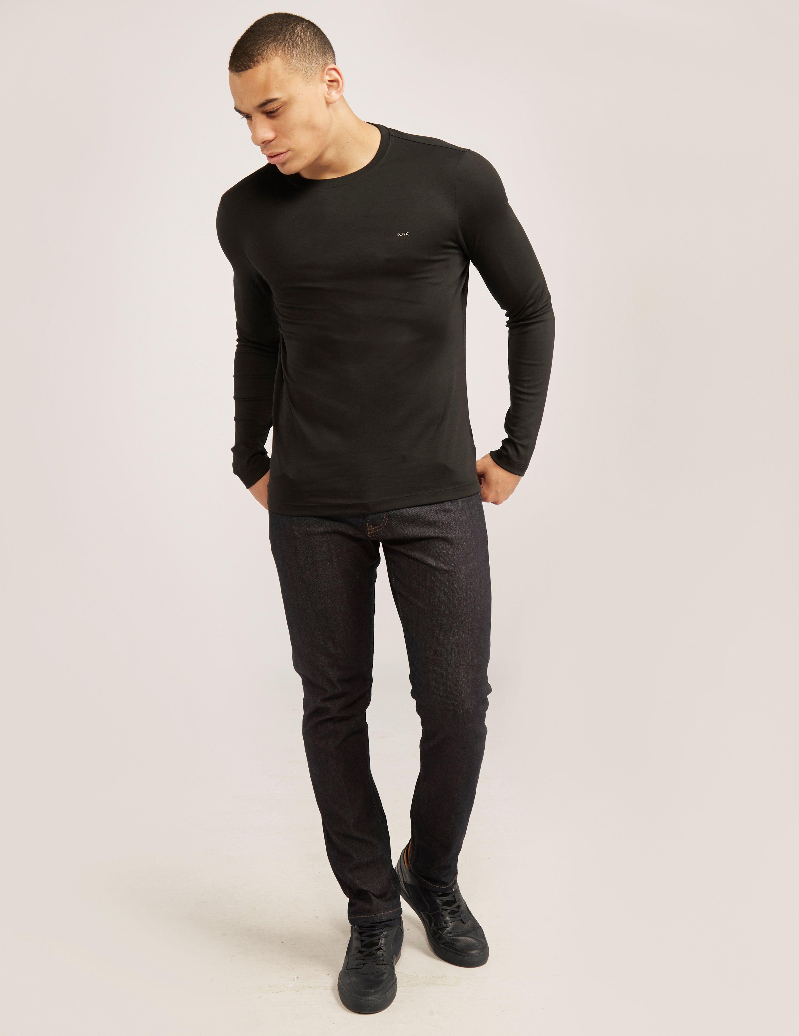Michael Kors Sleeke Long Sleeve T-Shirt