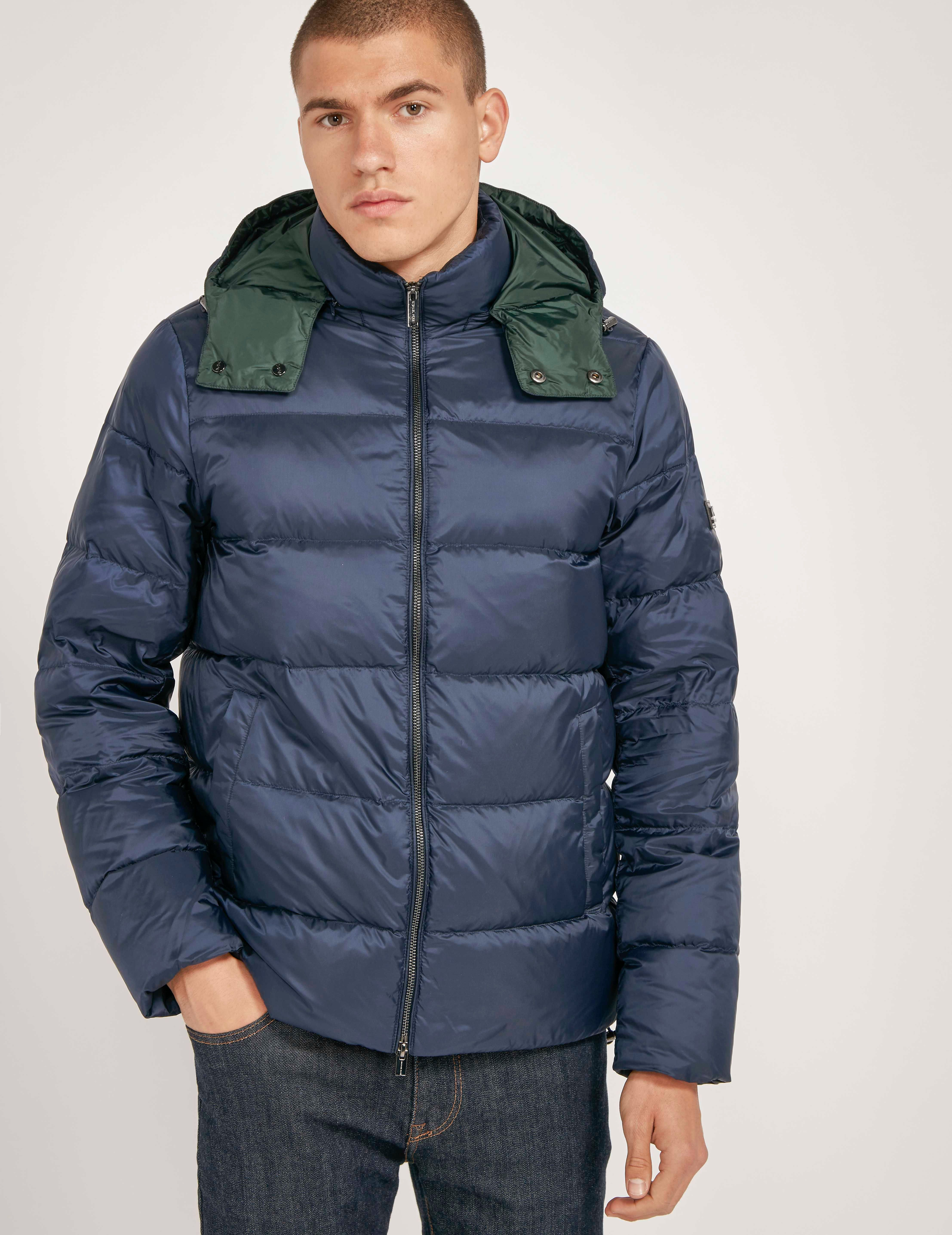 Michael Kors Quilted Bubble Jacket