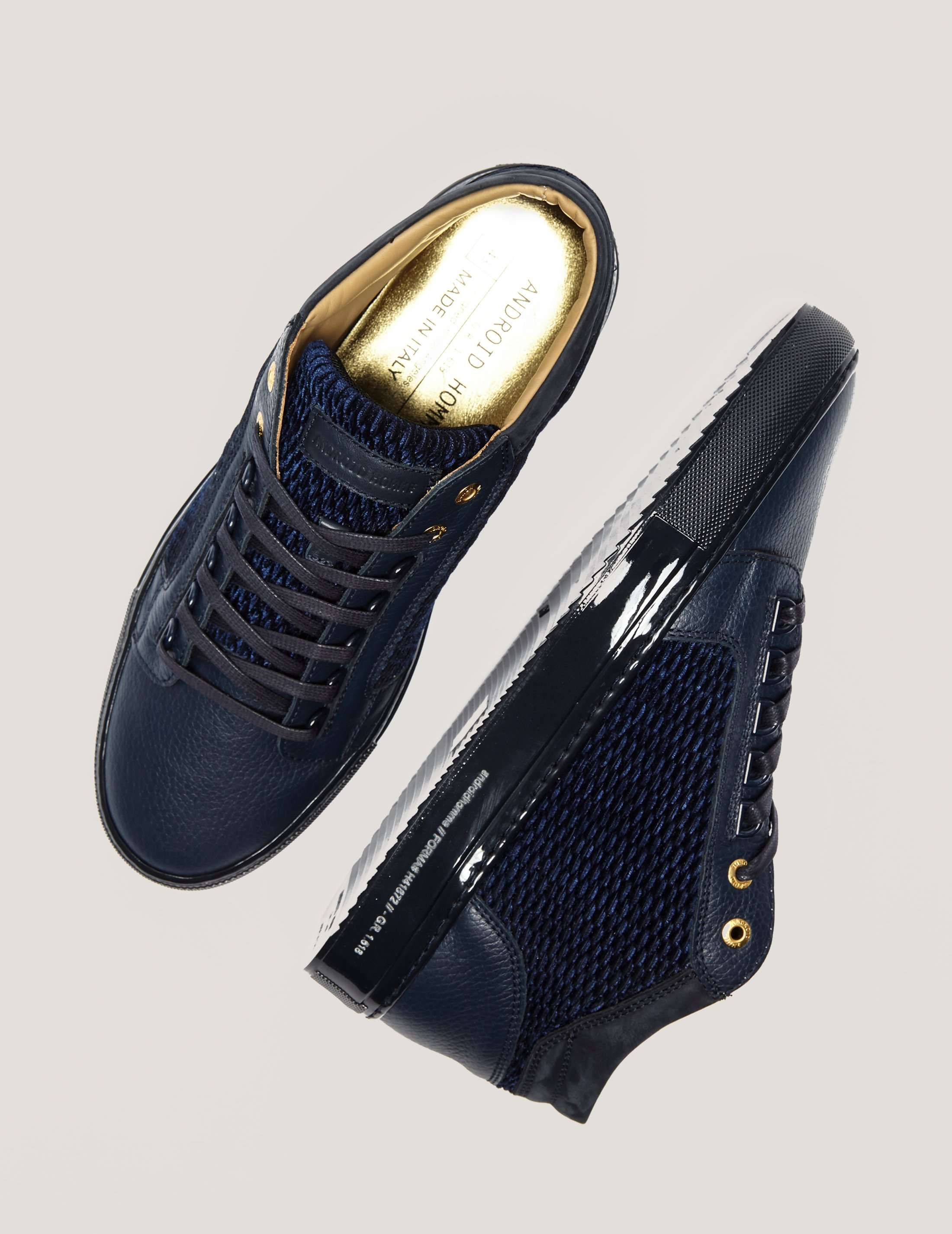 Android Homme Prop mid navy