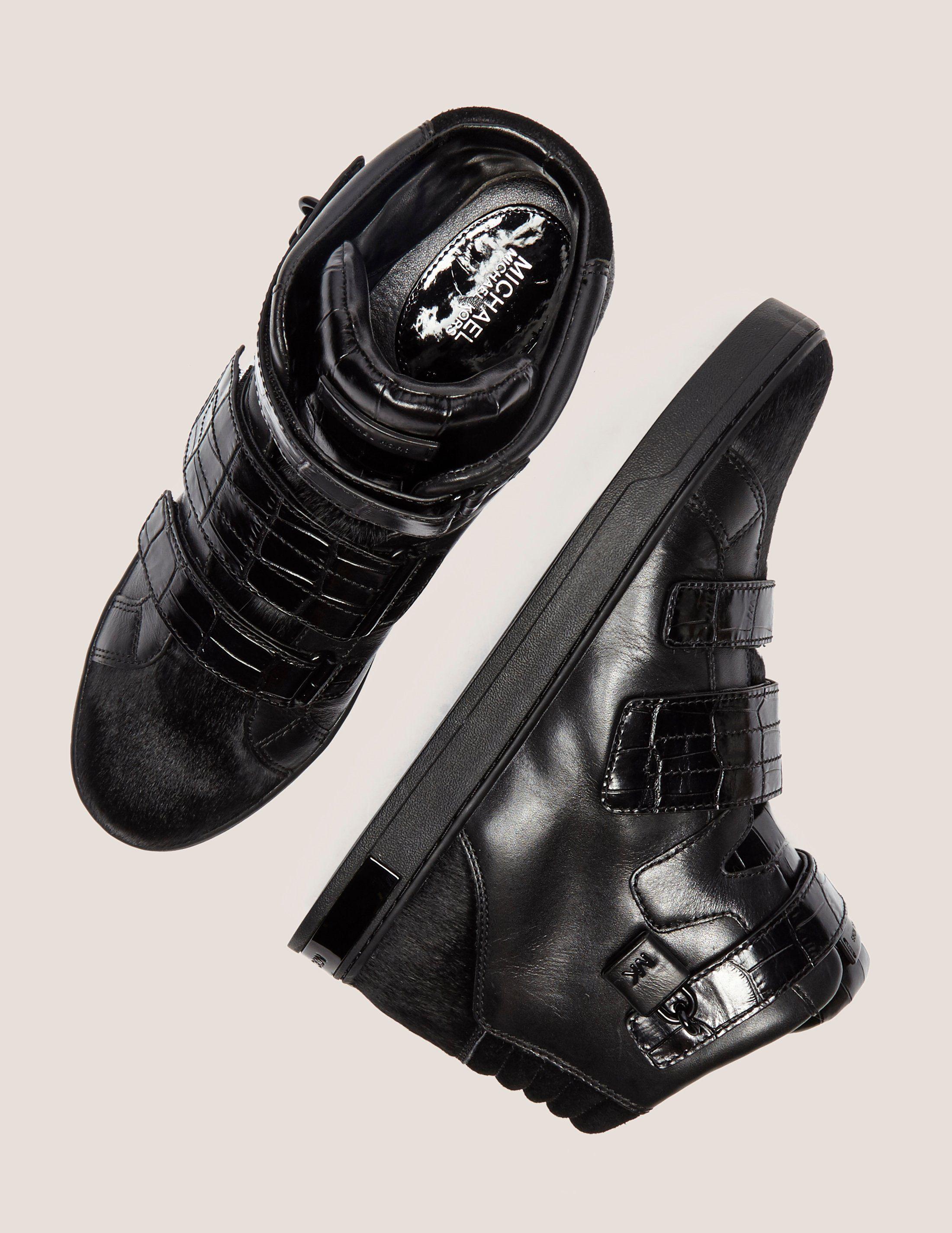 Michael Kors Randi High Top Boots