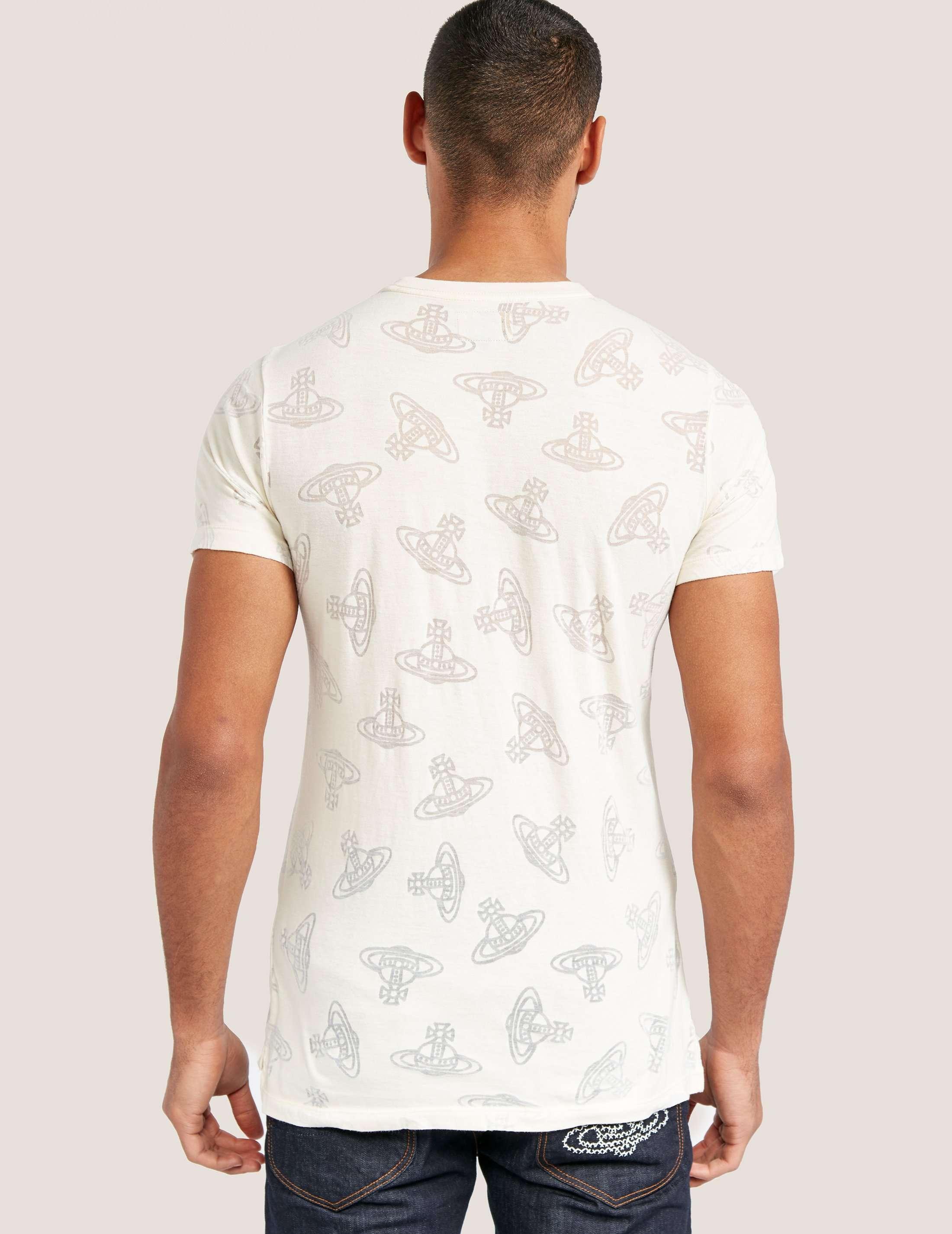 Vivienne Westwood Multi Orb T-Shirt