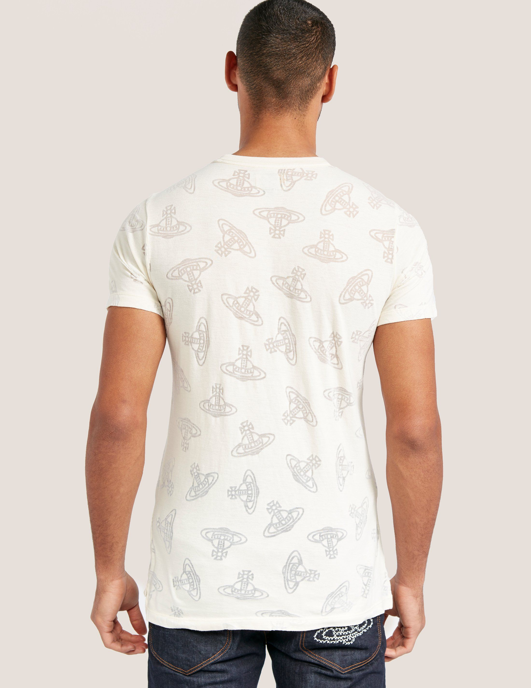Vivienne Westwood Multi Orb Short Sleeve T-Shirt