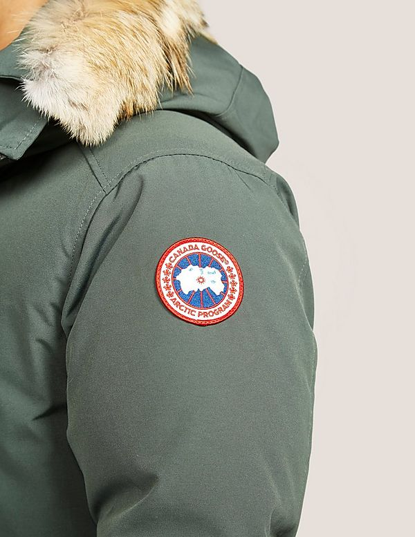 canada goose chateau parka black men's jackets