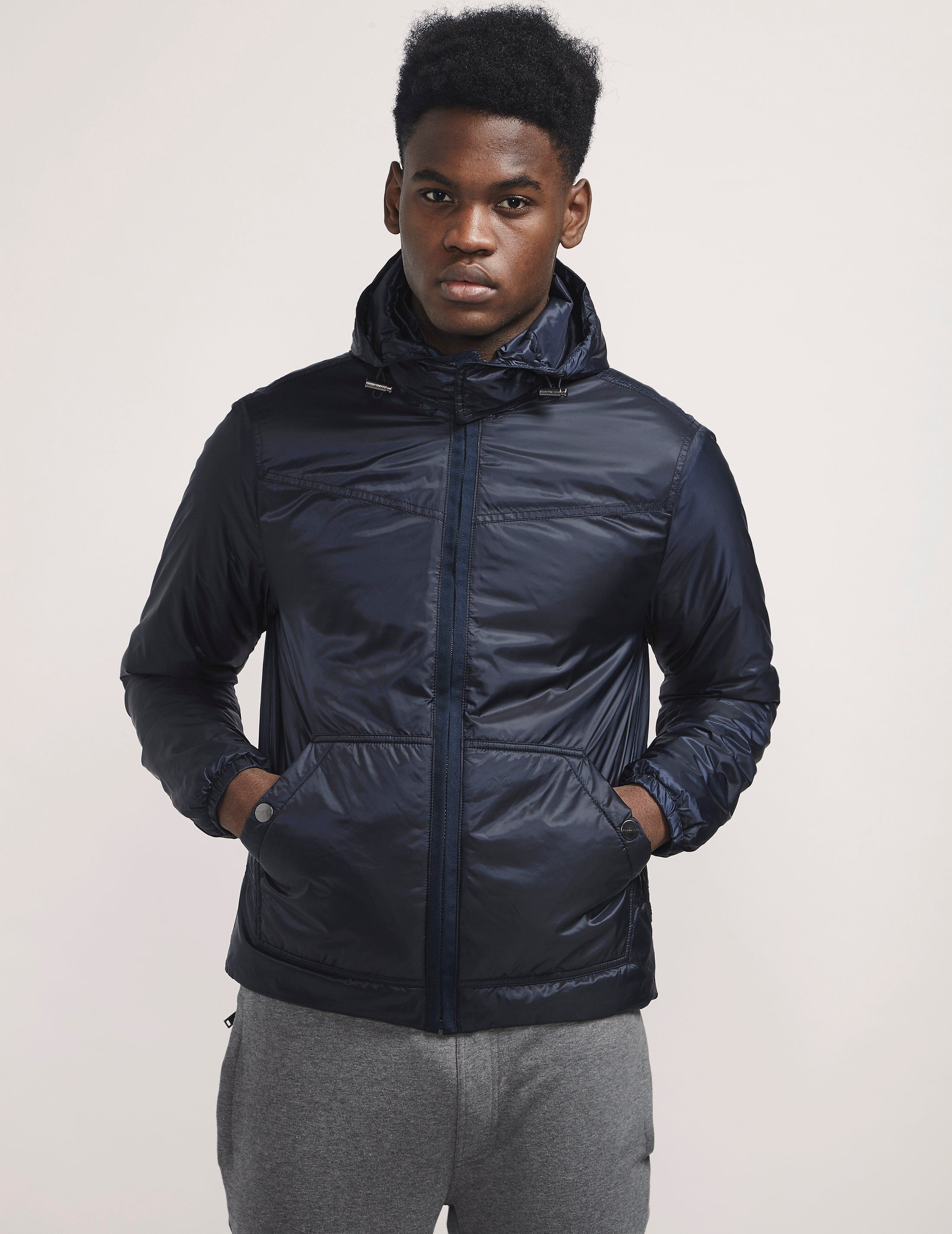 Michael Kors Primaloft Hooded Jacket