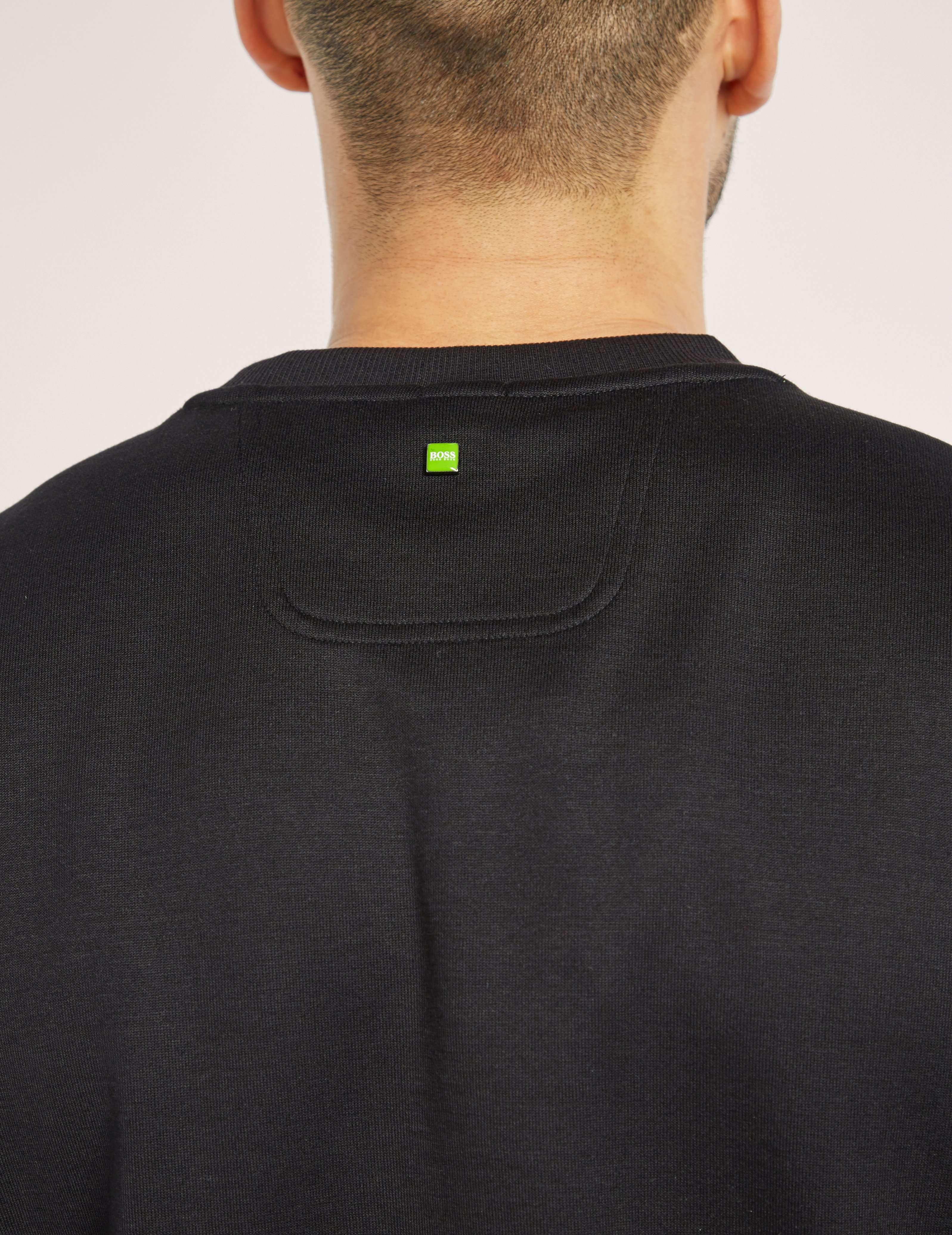 BOSS Green Salbo Crew Neck Sweater