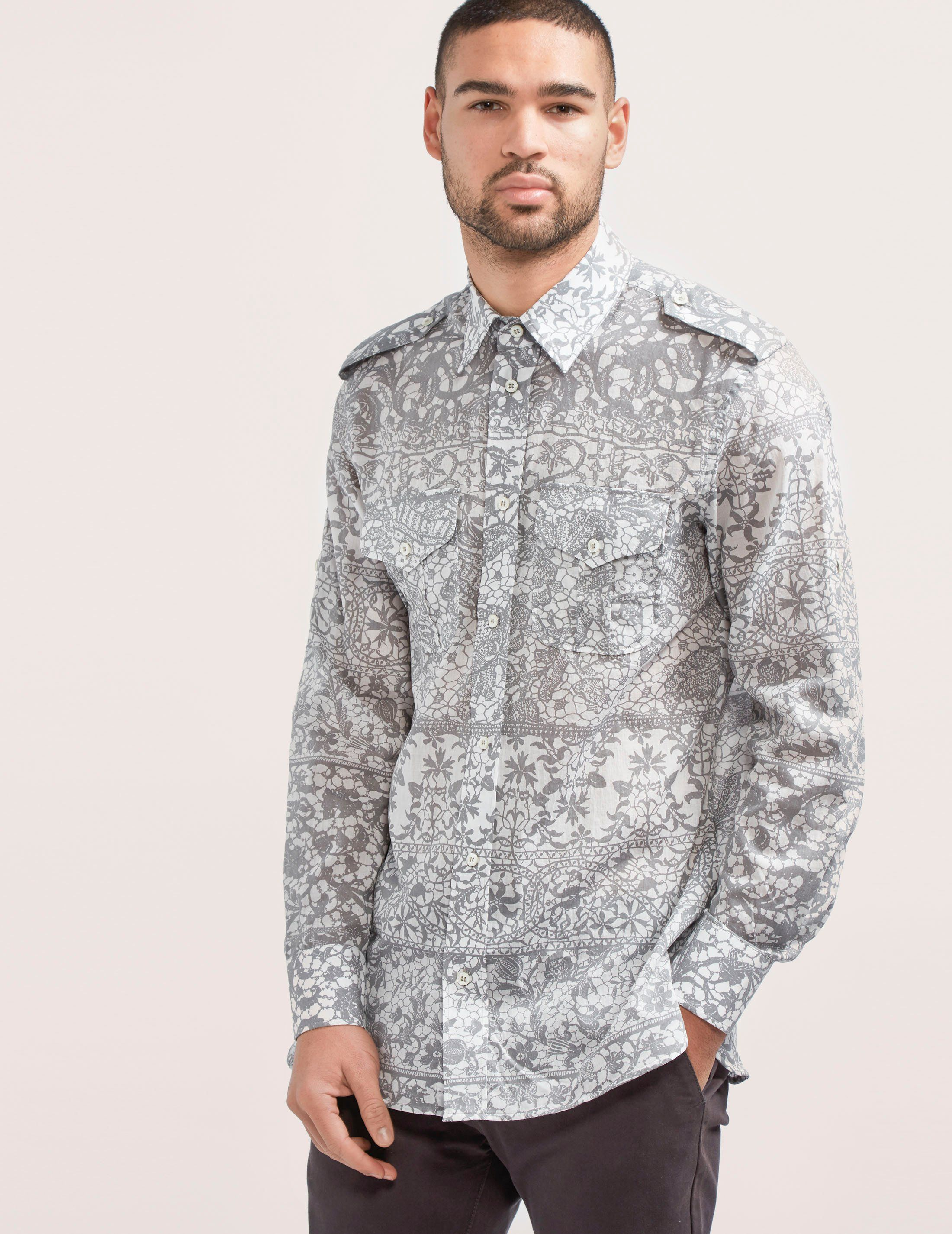 Vivienne Westwood Military Shirt