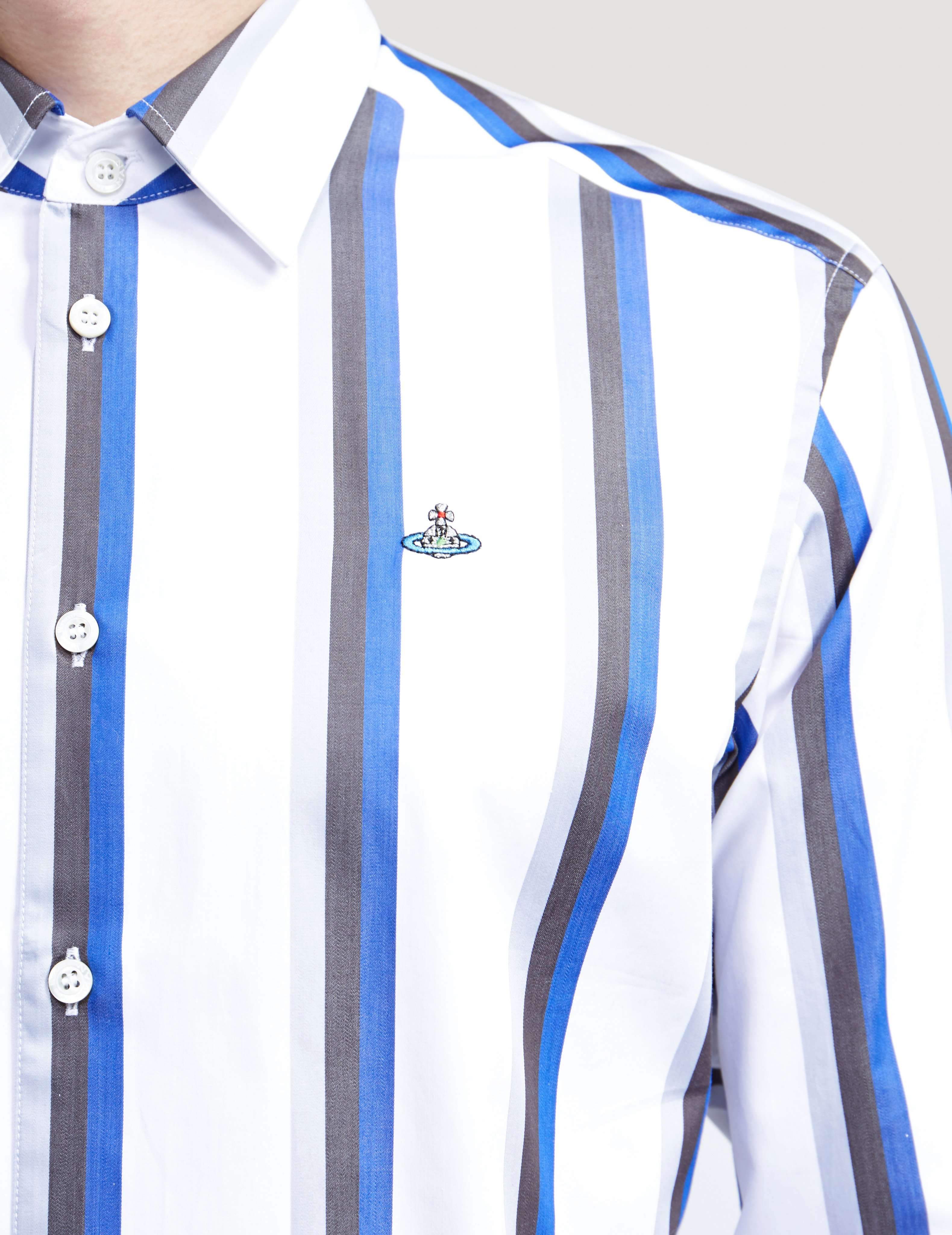 Vivienne Westwood Bold Stripe Shirt