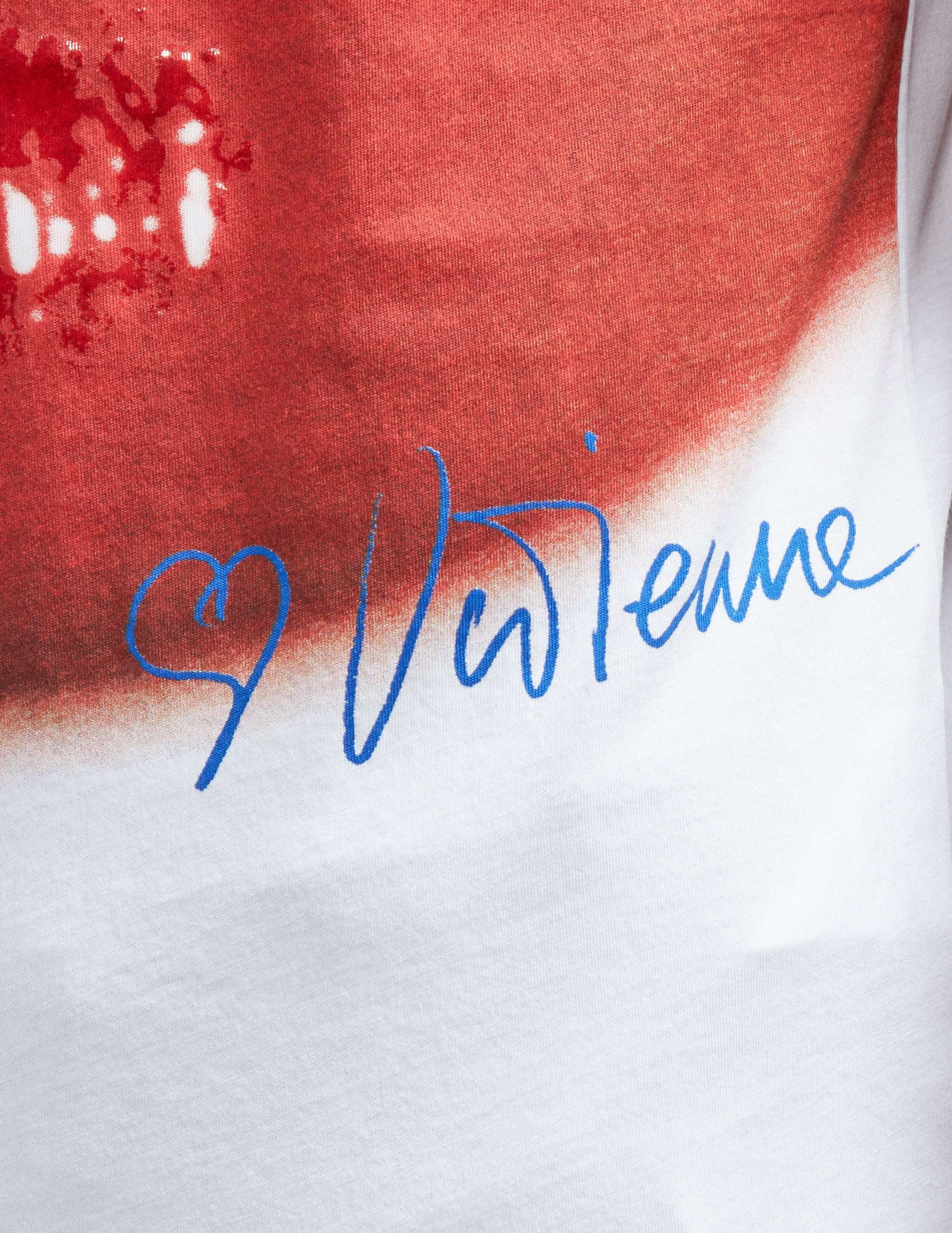 Vivienne Westwood Lips Print T-Shirt
