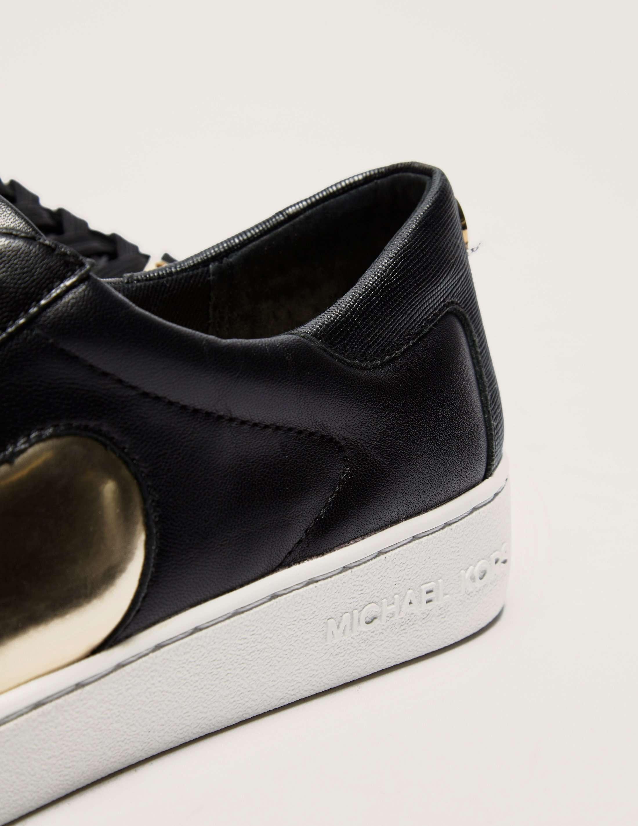 Michael Kors Keaton Heart Sneaker