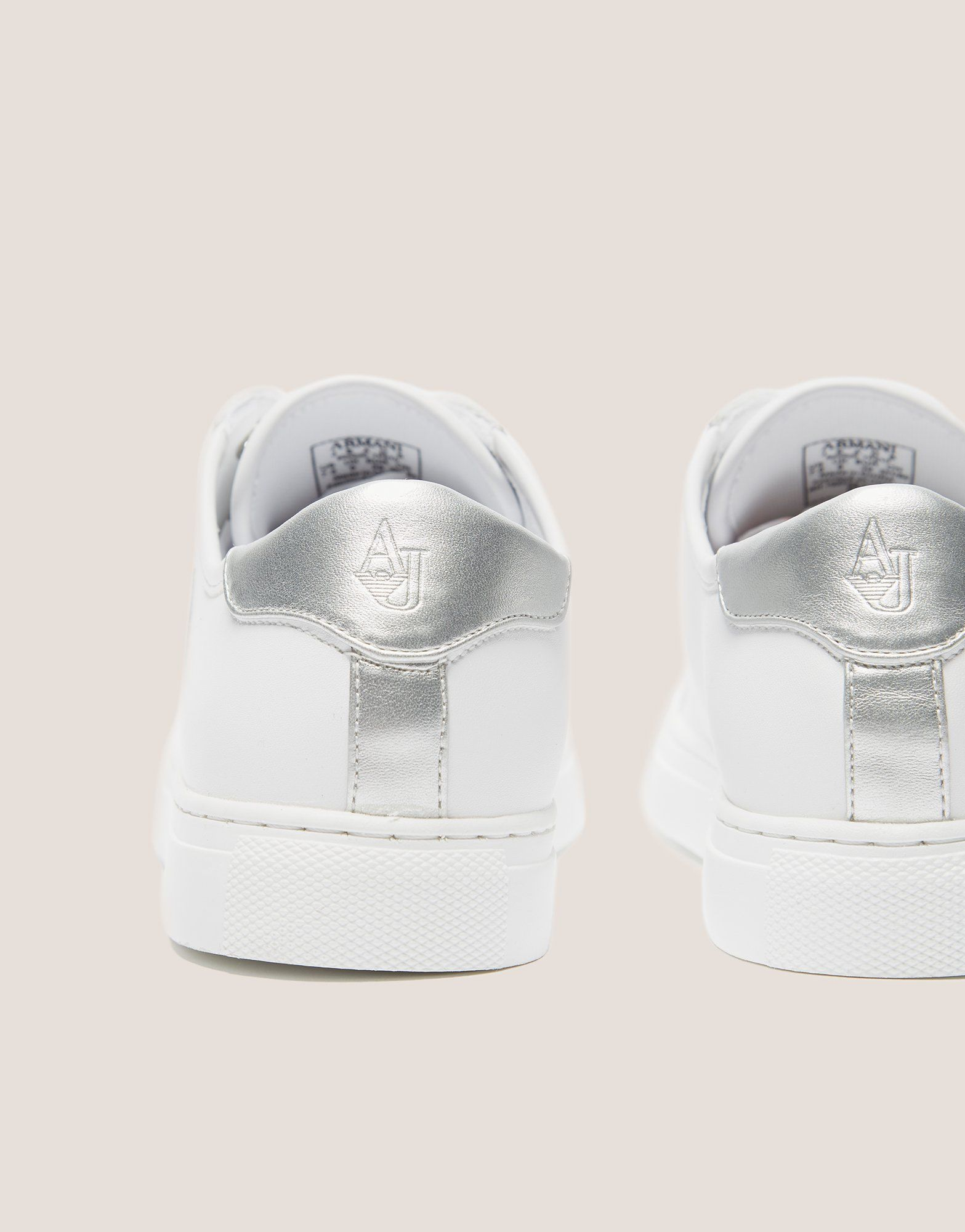 Armani Jeans Low Top Trainer