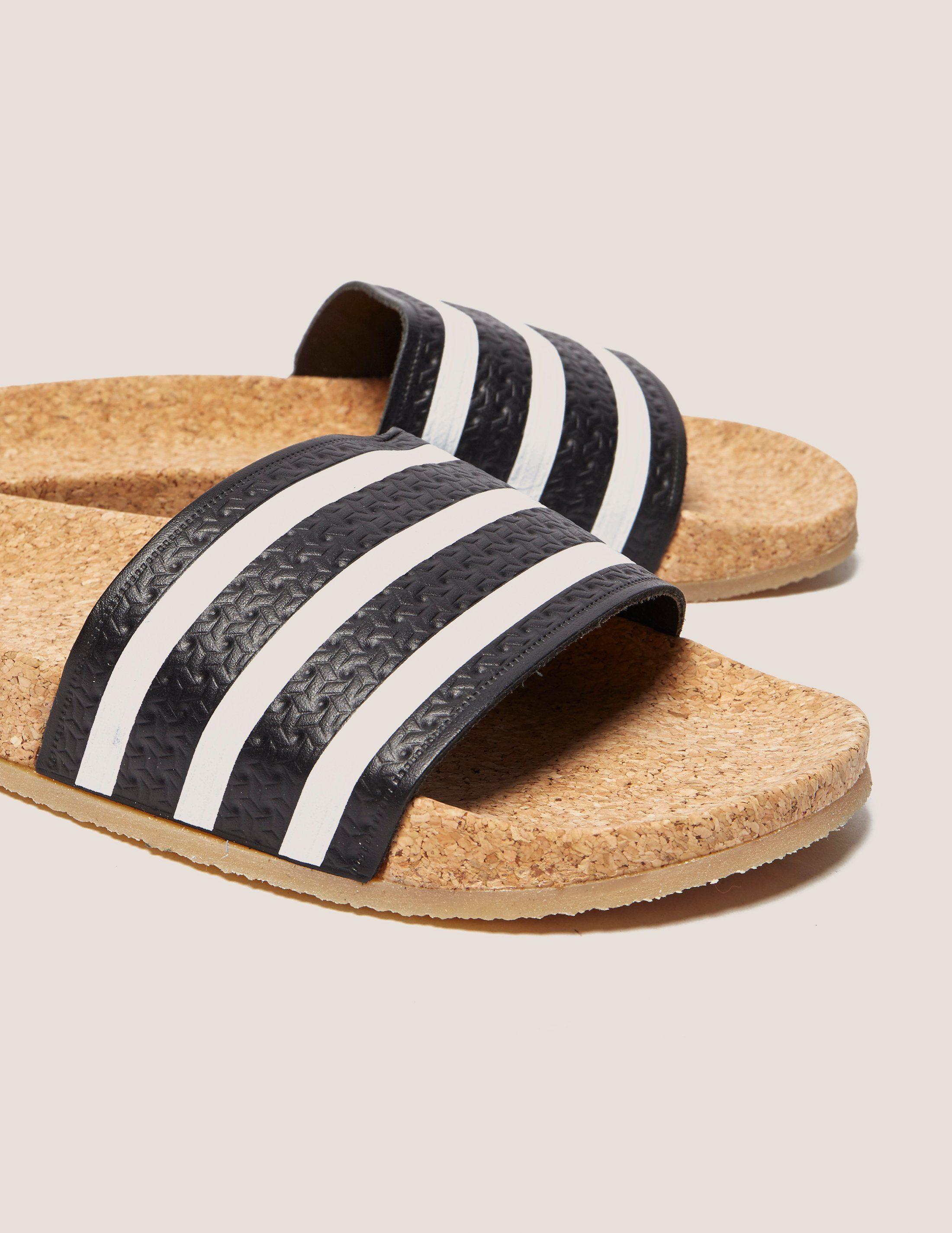 adidas Originals Adilette Cork Slides