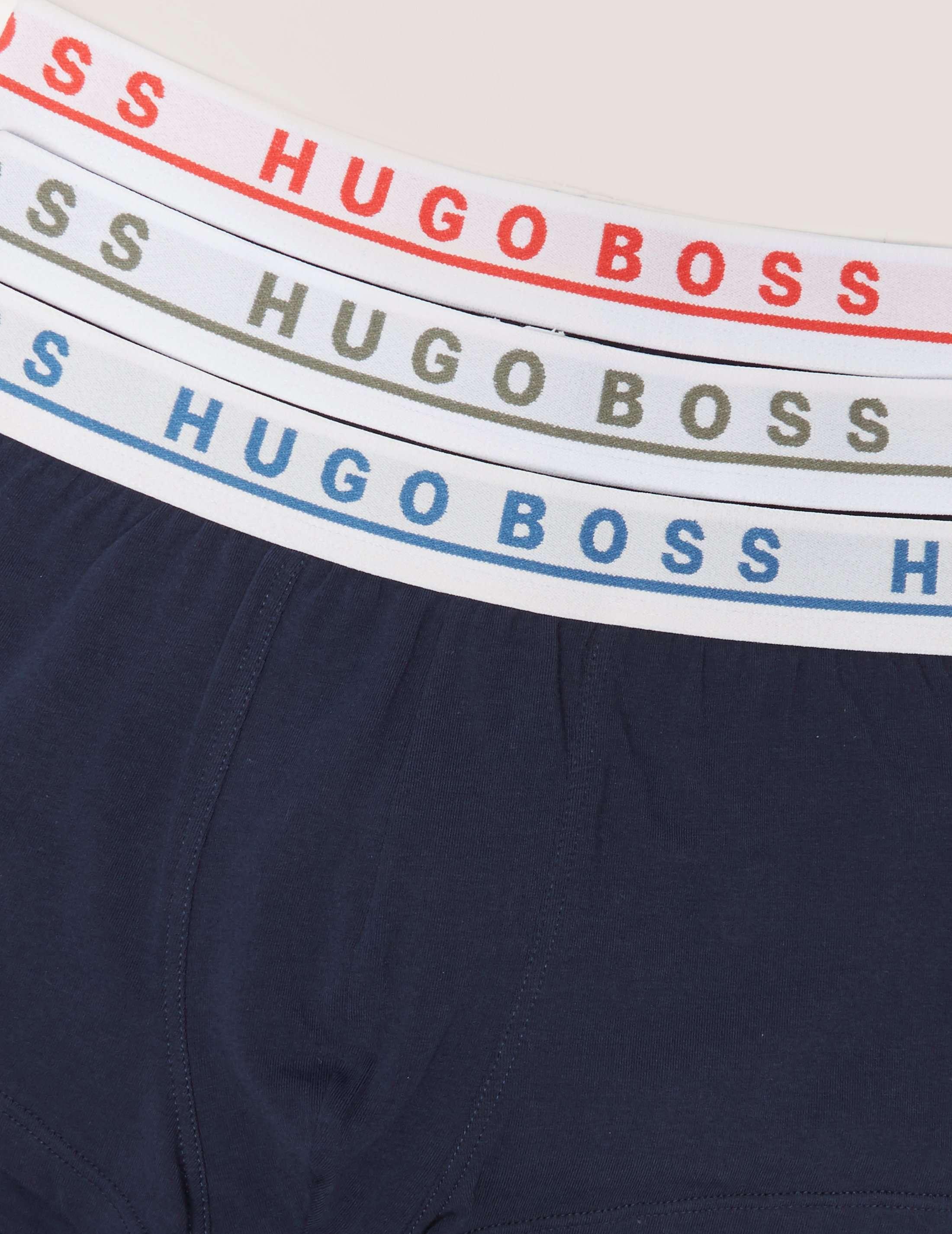BOSS 3-Pack Trunks