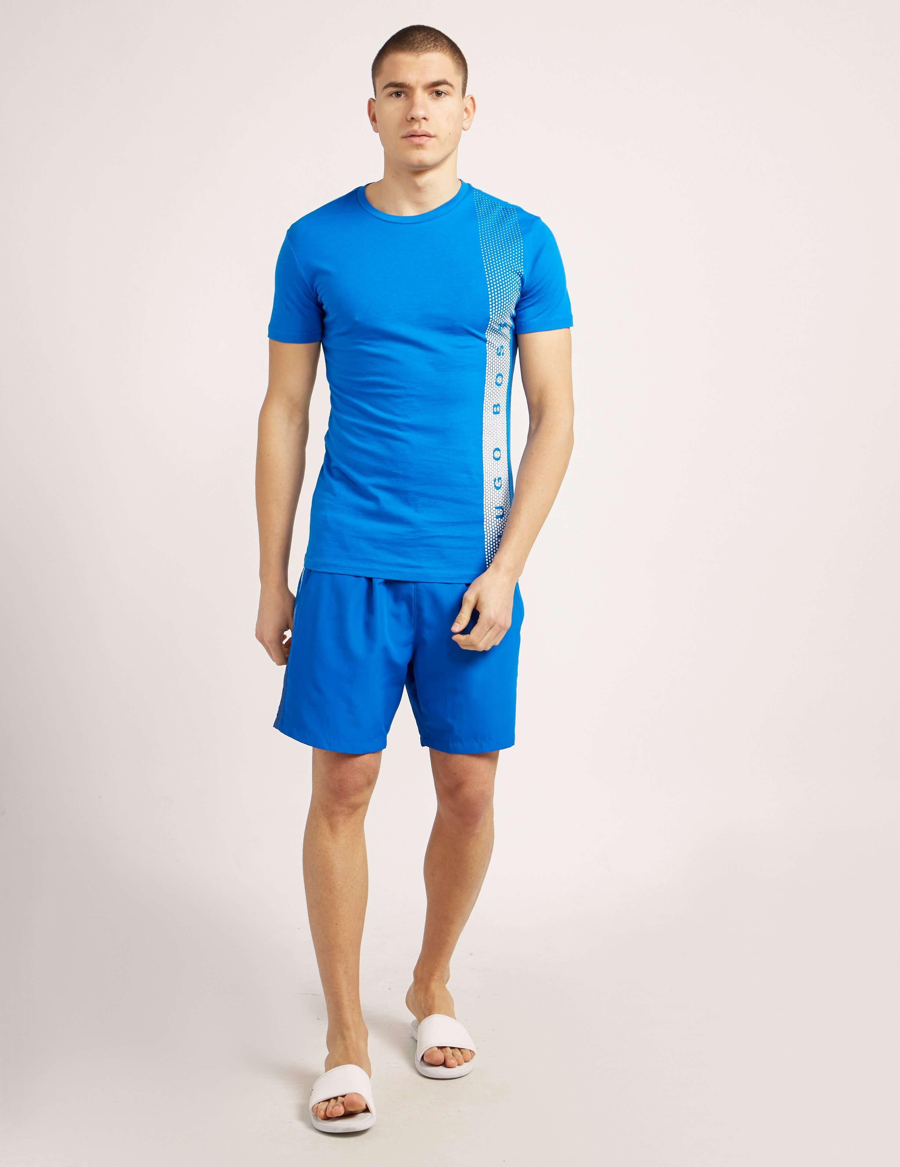 BOSS UV Stripe T-Shirt