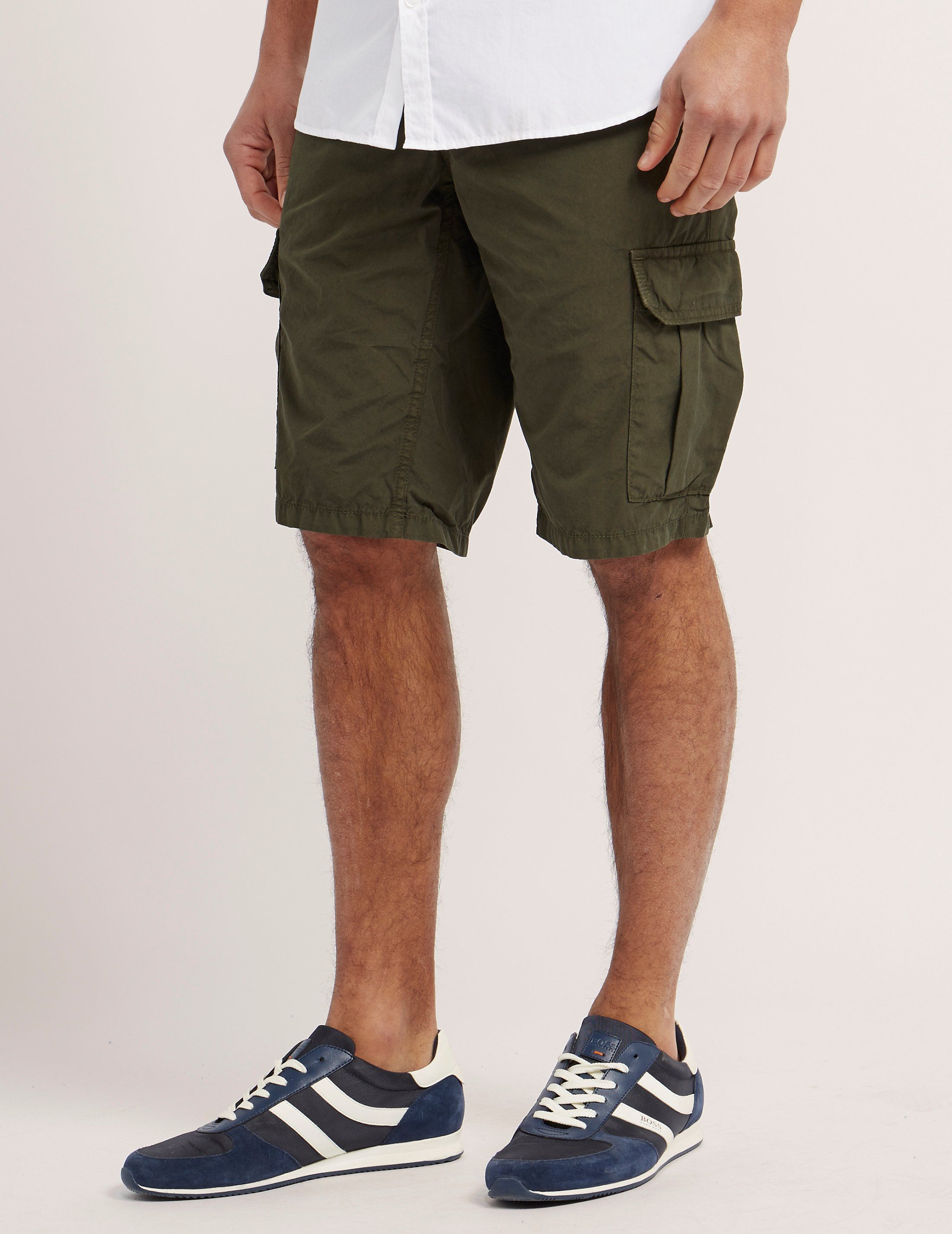 BOSS Orange Cargo Shorts