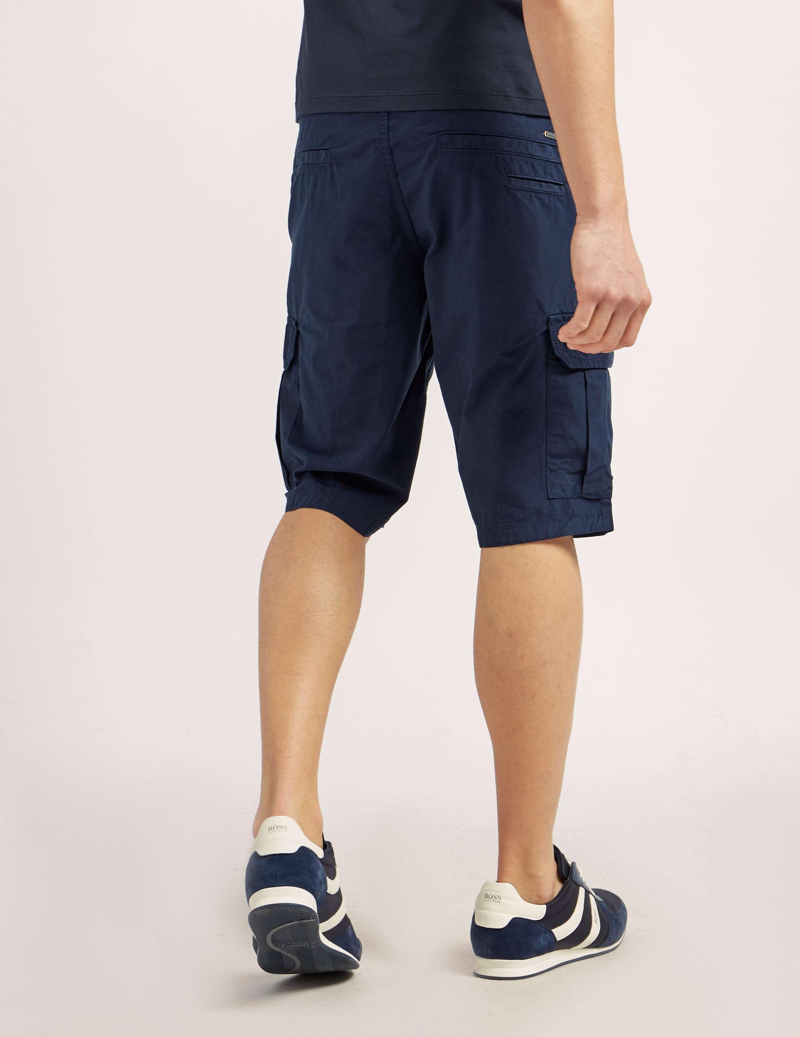 BOSS Orange Cargo Shorts