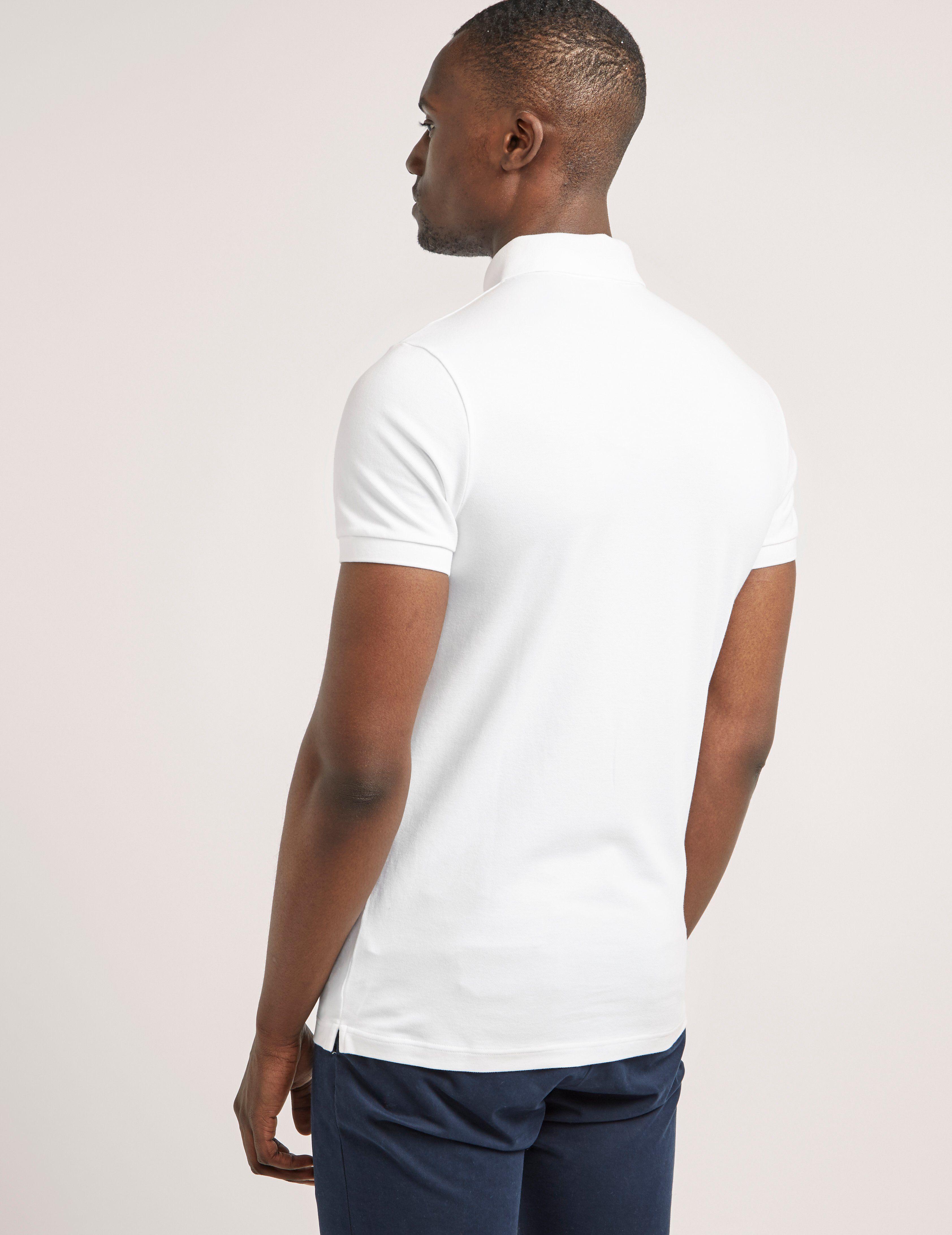 BOSS Short Sleeve Pavlik Polo Shirt