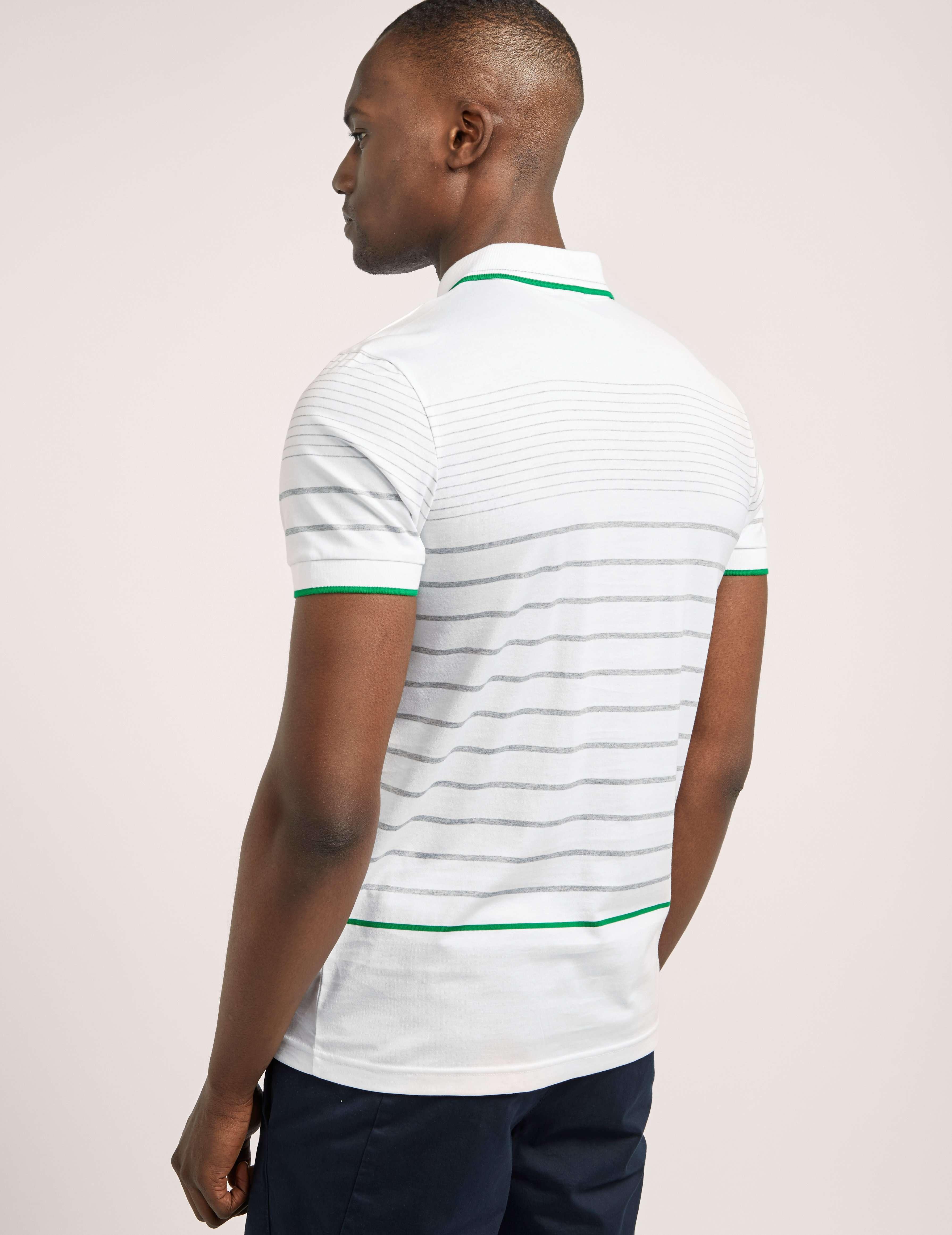 BOSS Green Paule2 Short Sleeve Polo Shirt
