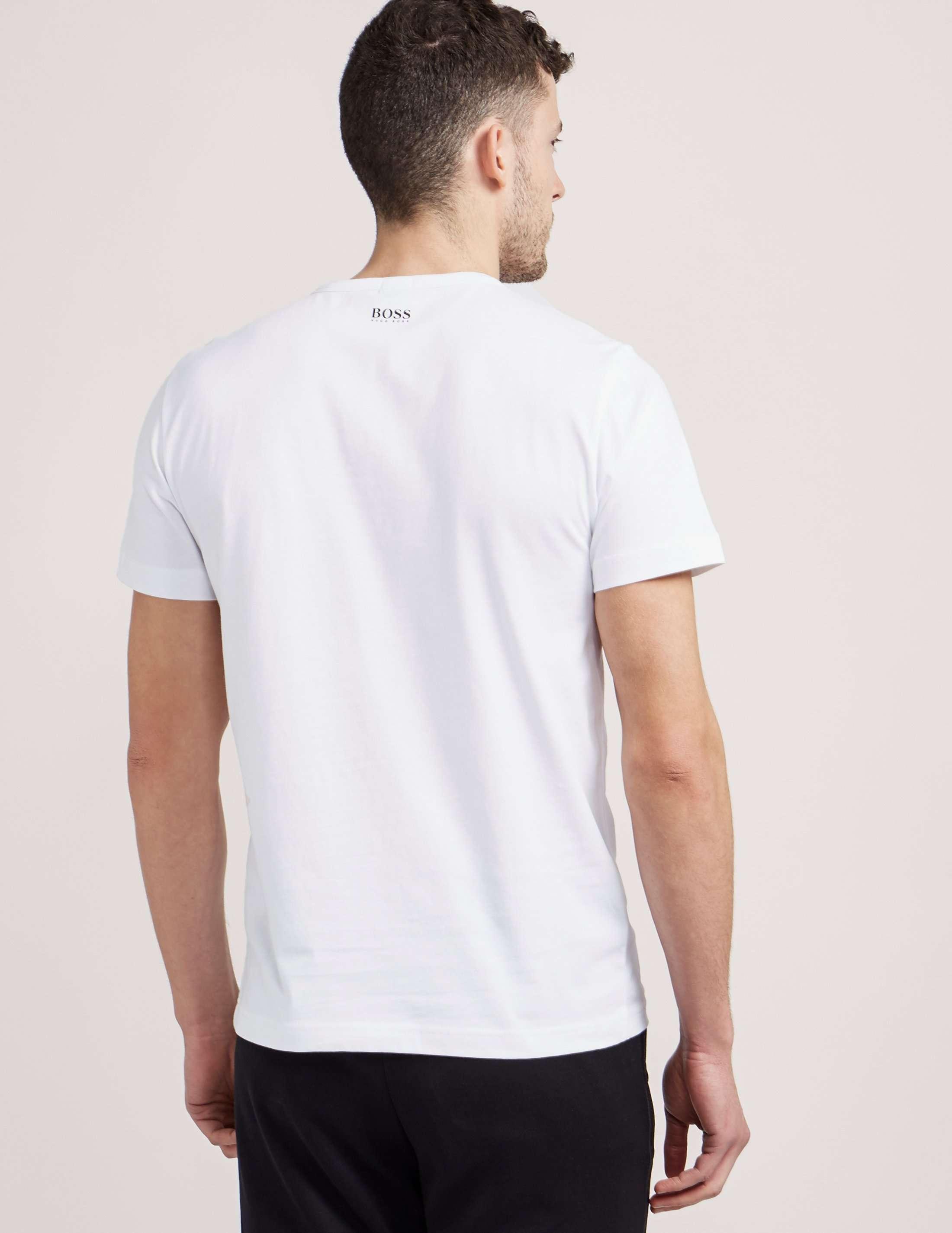 BOSS Green Box Logo T-Shirt