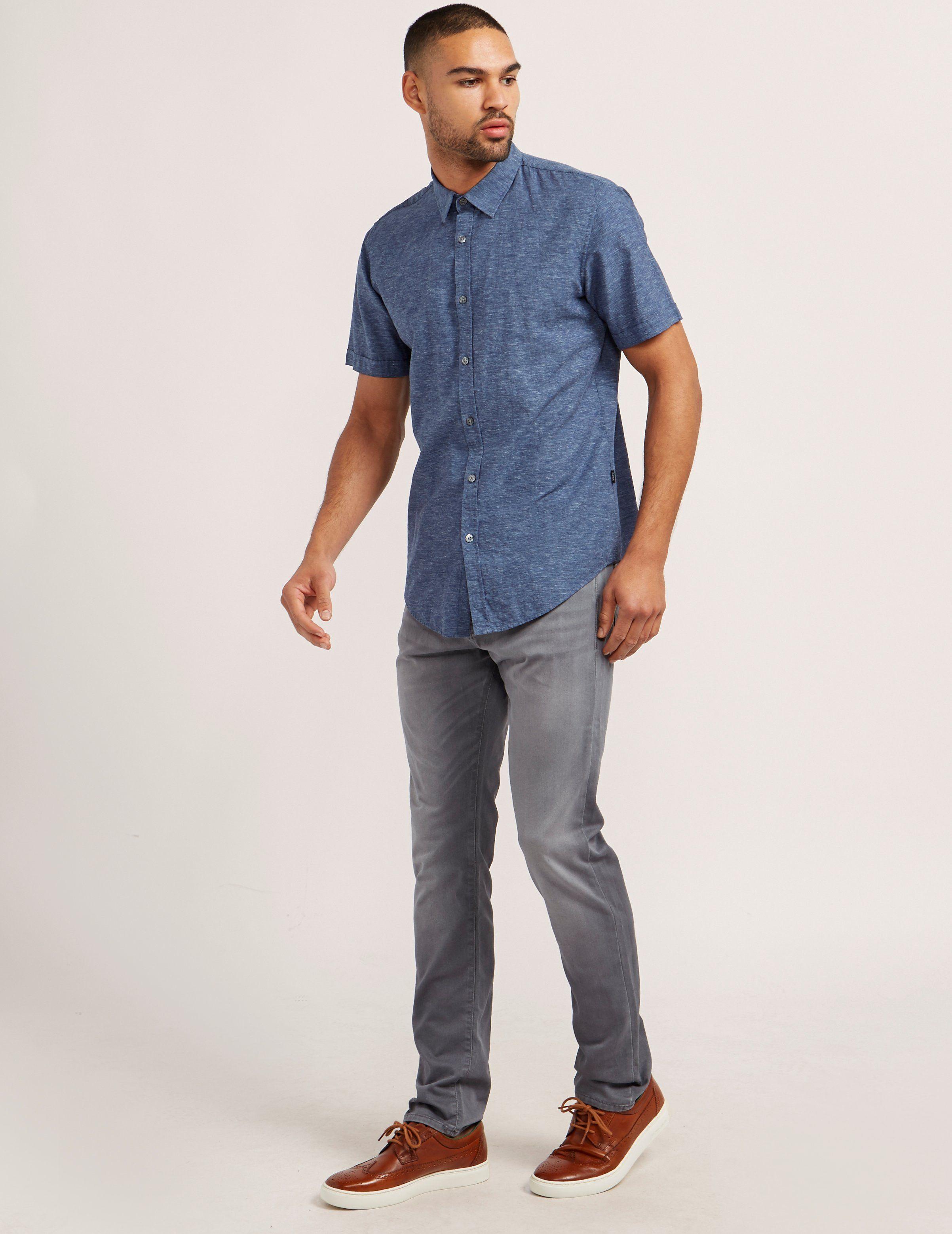 BOSS Delaware Regular Fit Jeans