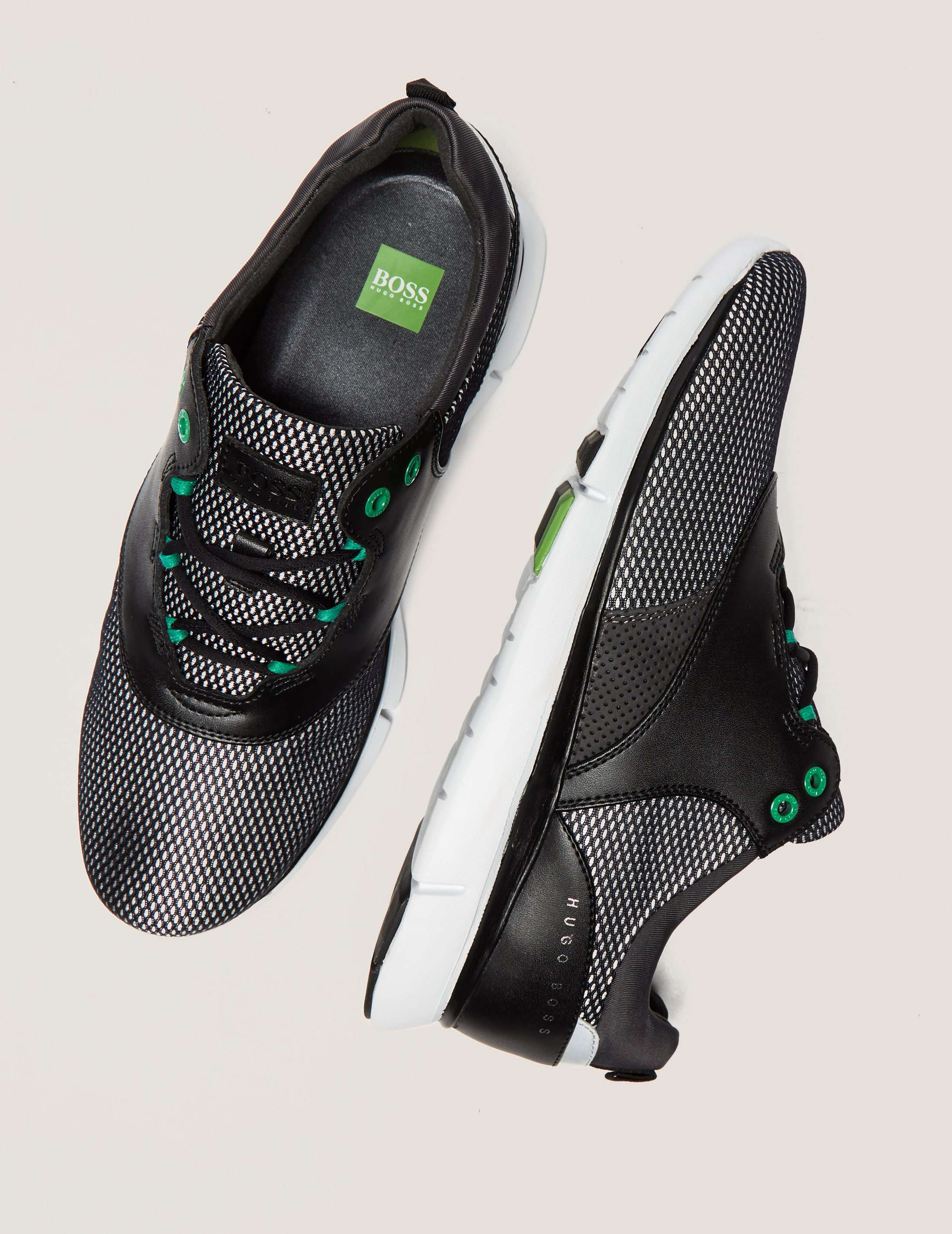 BOSS Green Gym Run