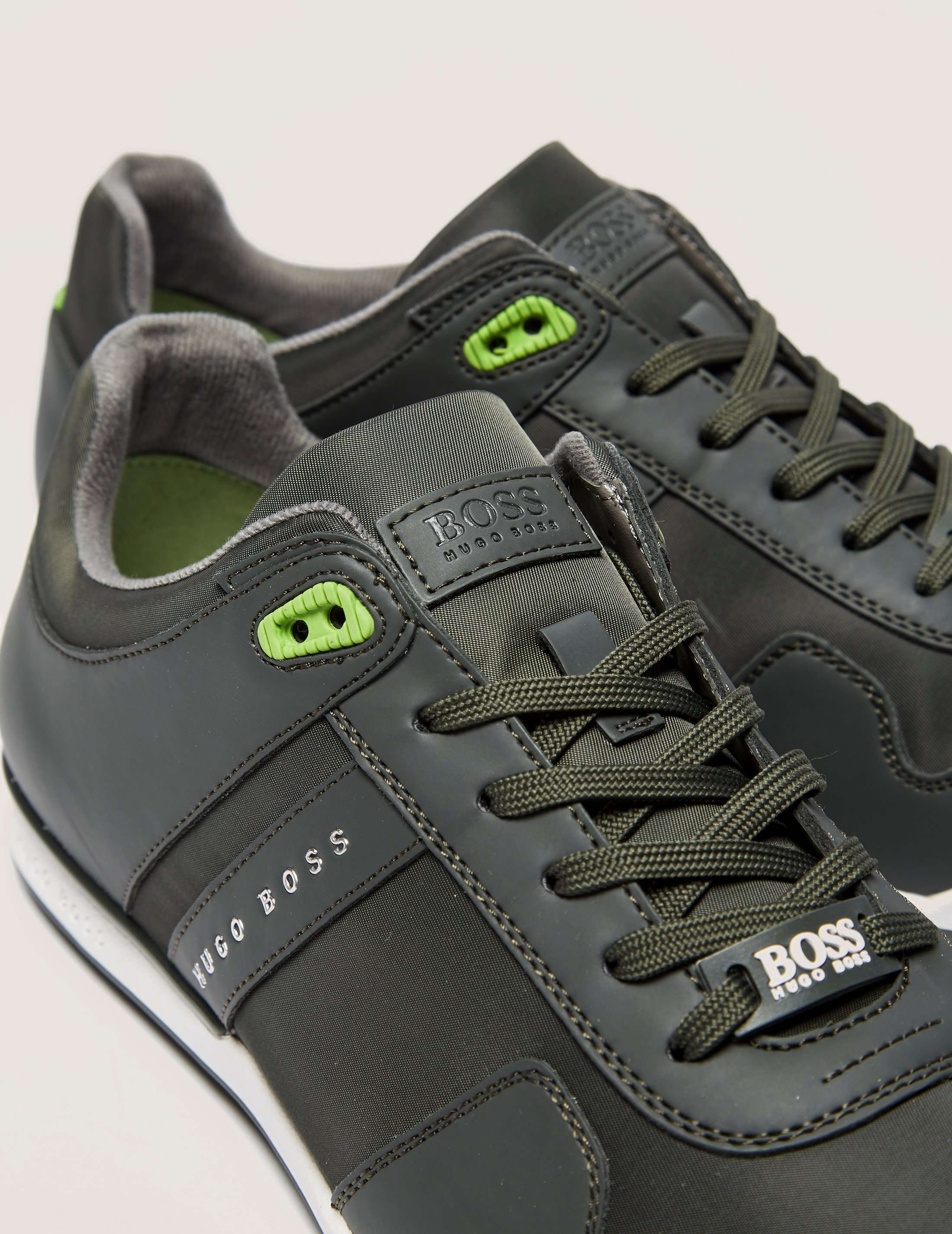BOSS Green Arkansas Trainer
